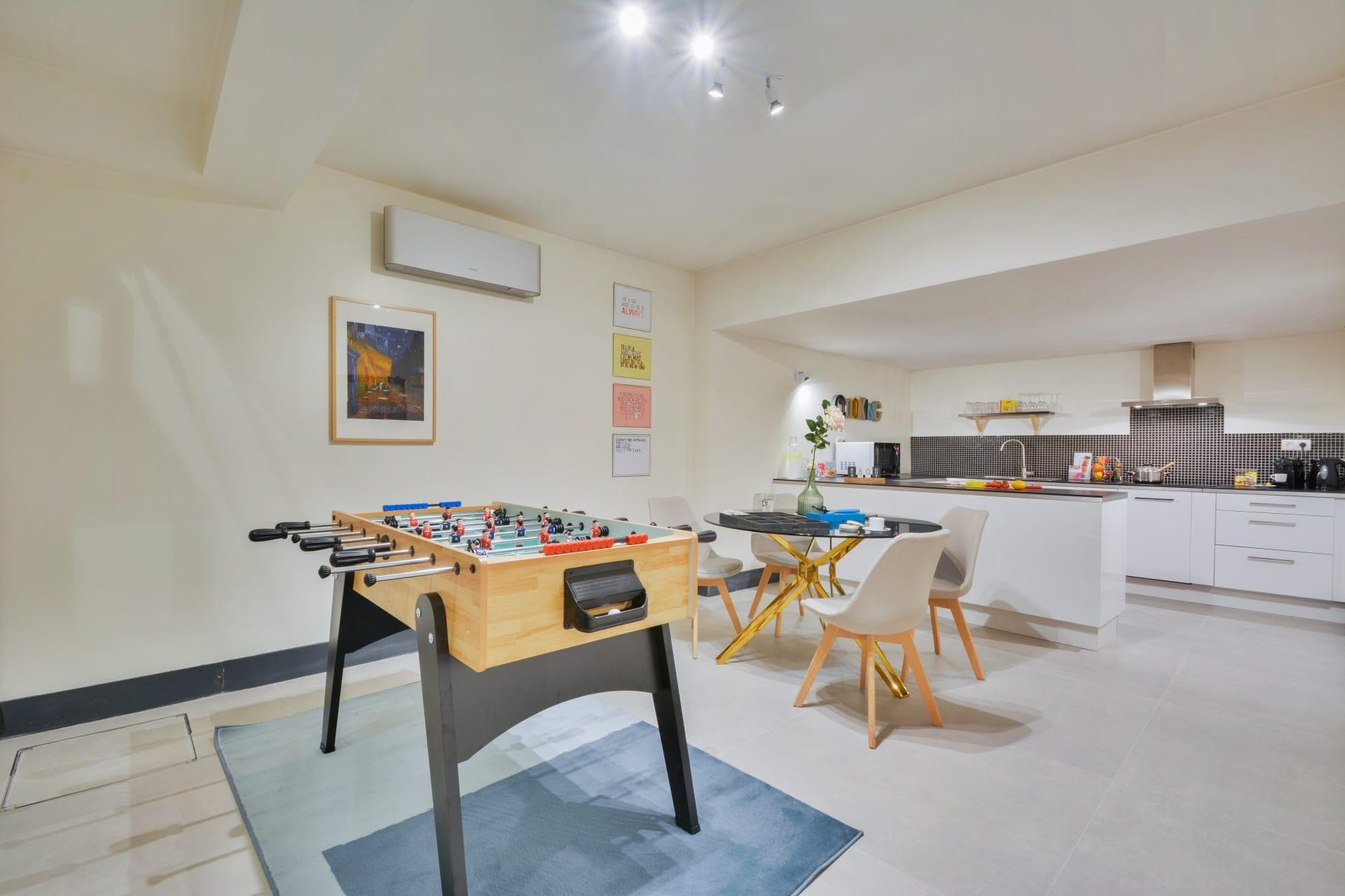Property Image 1 - One Bedroom Duplex Vacation Apartment in Montmartre,  18th arrondissement