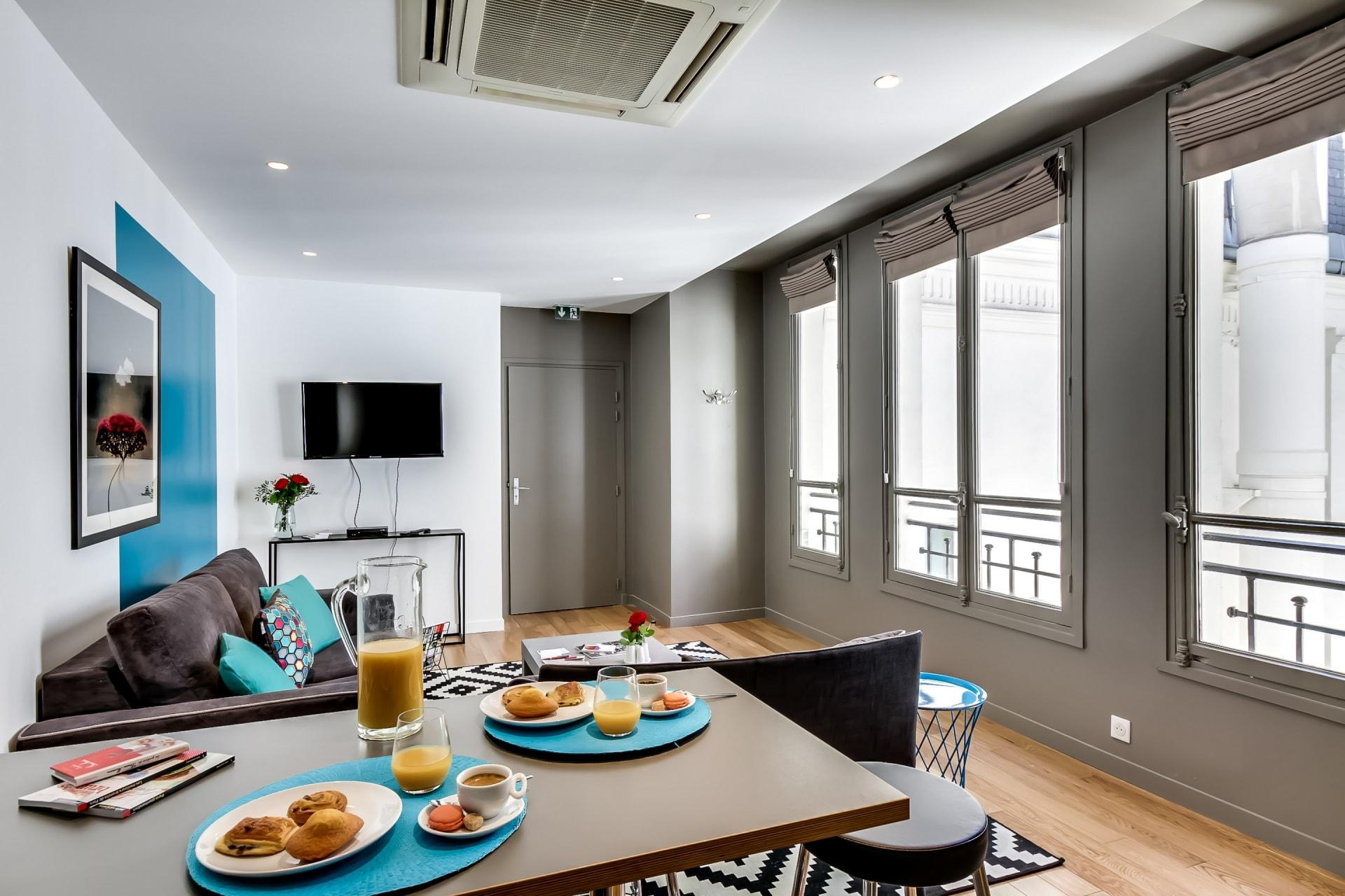 Property Image 2 - Two-bedroom Champs-Elysees Boulevard Apartment the Fashion Mecca of Paris