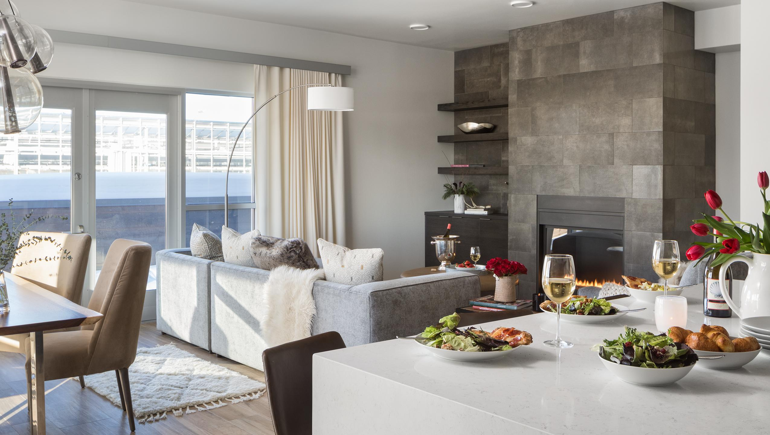 Modern Penthouse in Downtown Jackson, Urban Living at its Best
