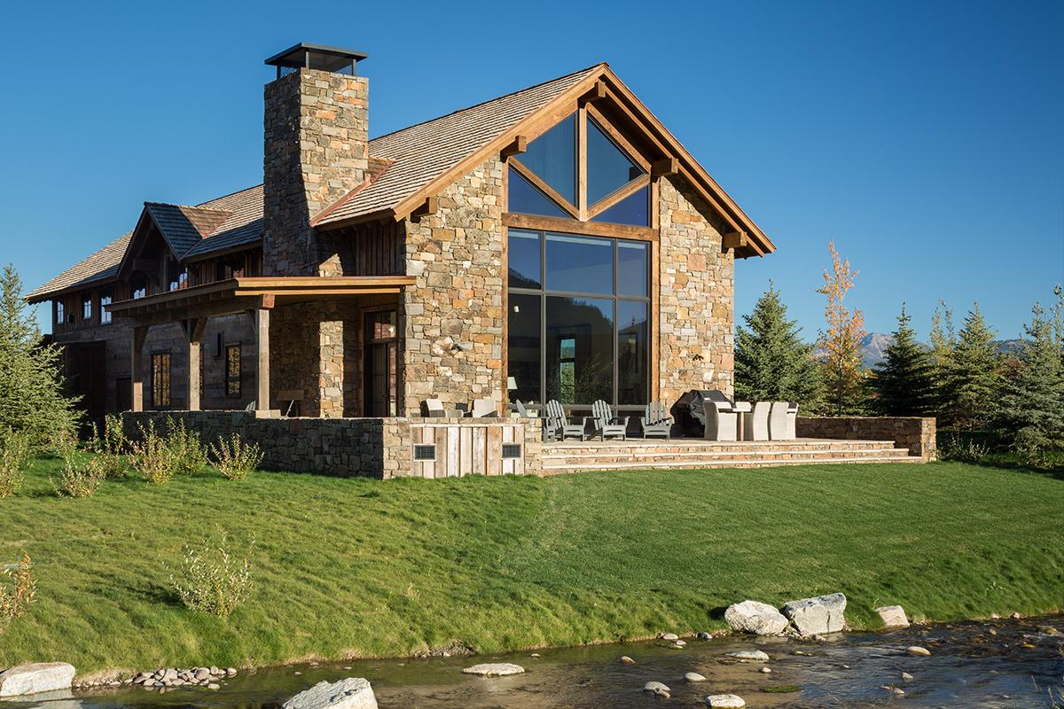 Thoughtfully Designed Shooting Star Villa with Nearby Teton Village Amenities
