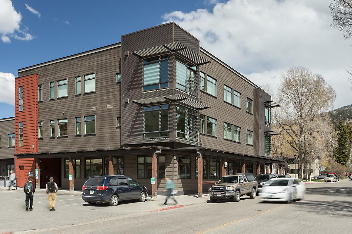 Ultimate Urban Living in Downtown Jackson Hole