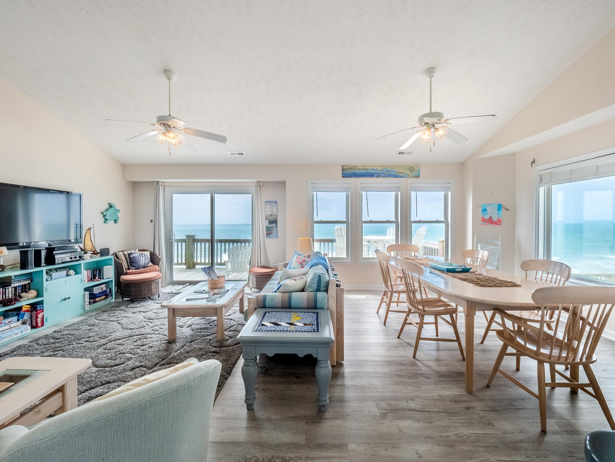 Property Image 2 - Eclectic Oceanfront Property with Views