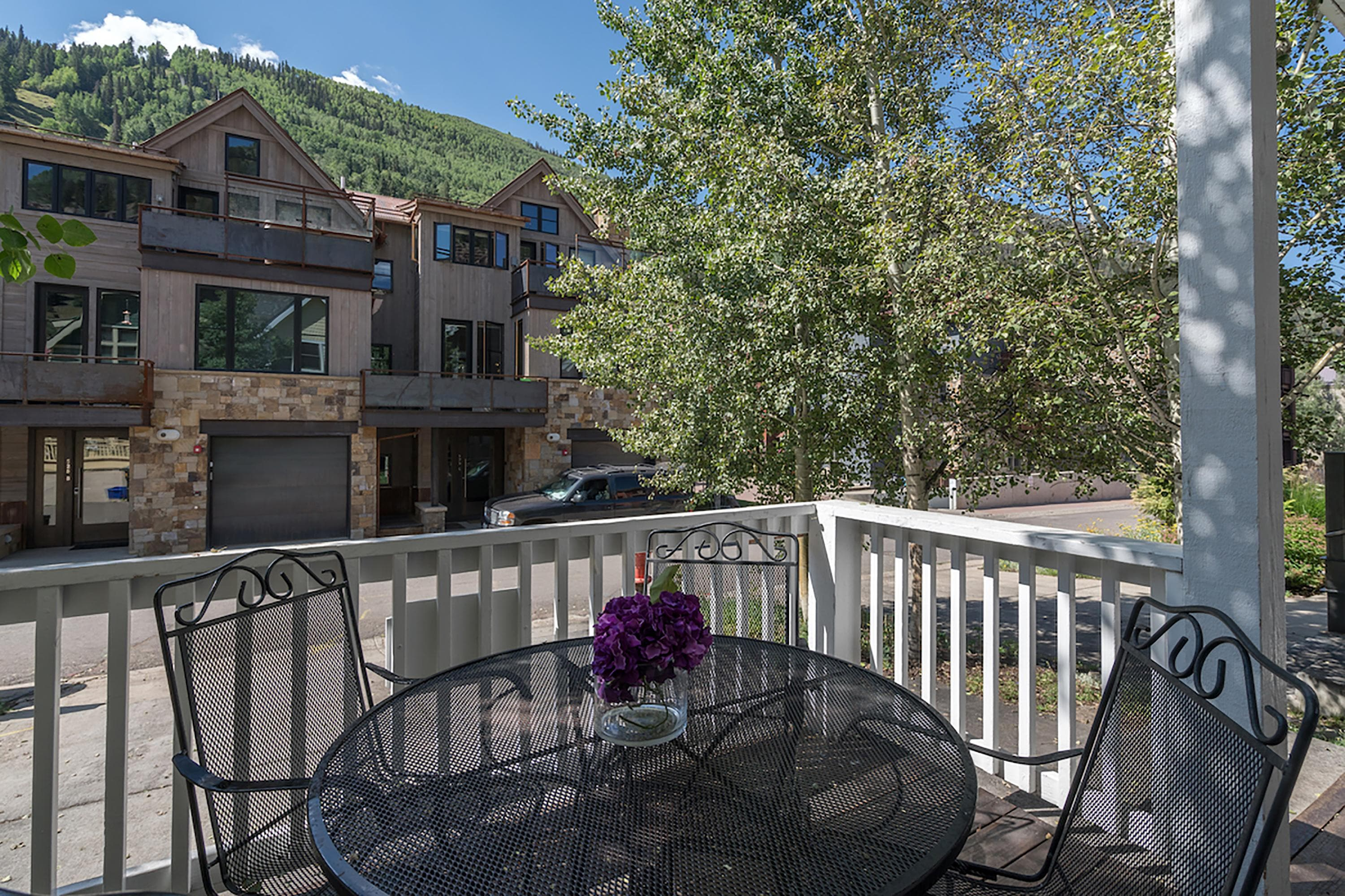 Sunny, Comfortable Home with Two Decks; Near Main Street & Skiing
