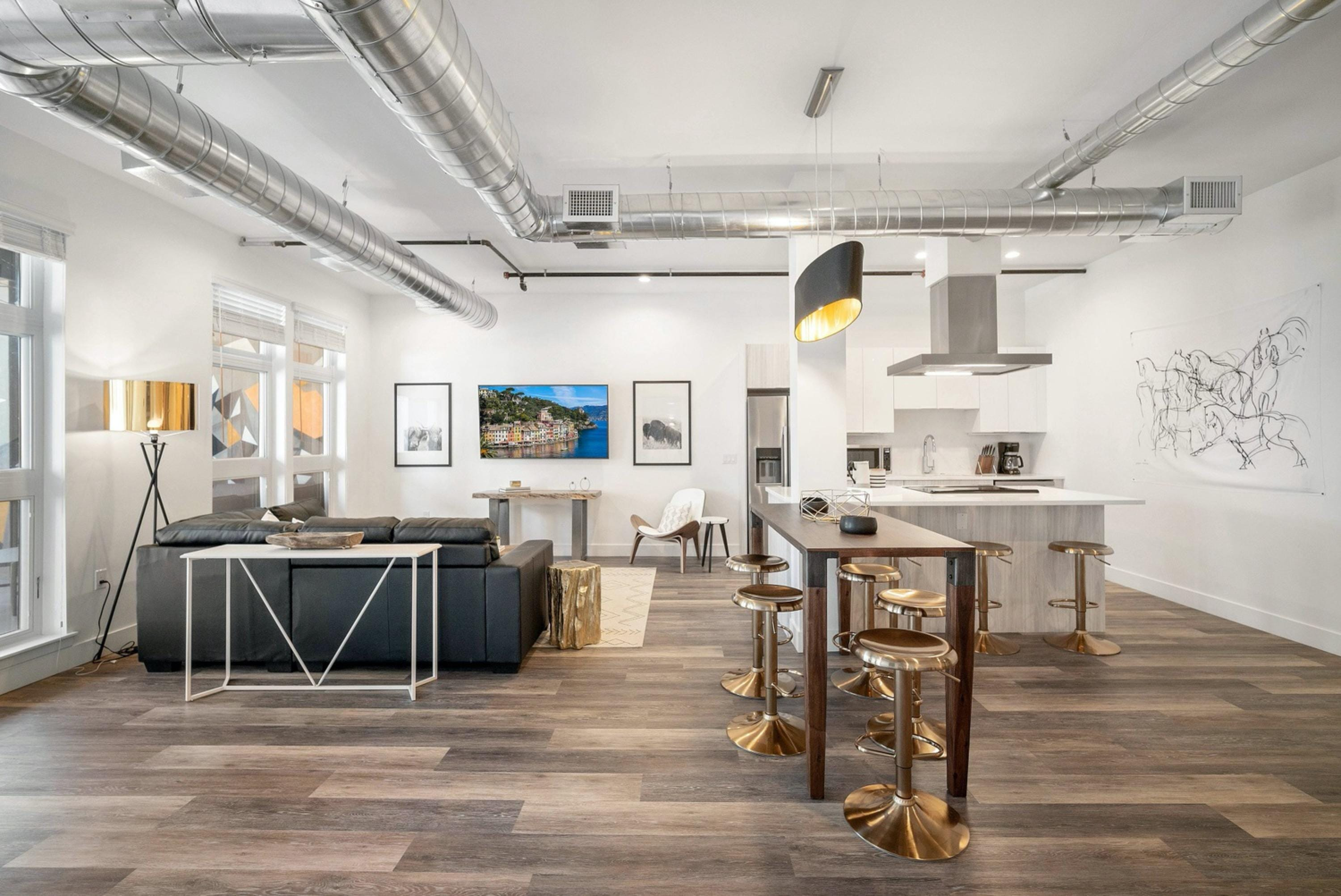 Property Image 1 - Urban Loft with Skyline Views in RiNo Art District