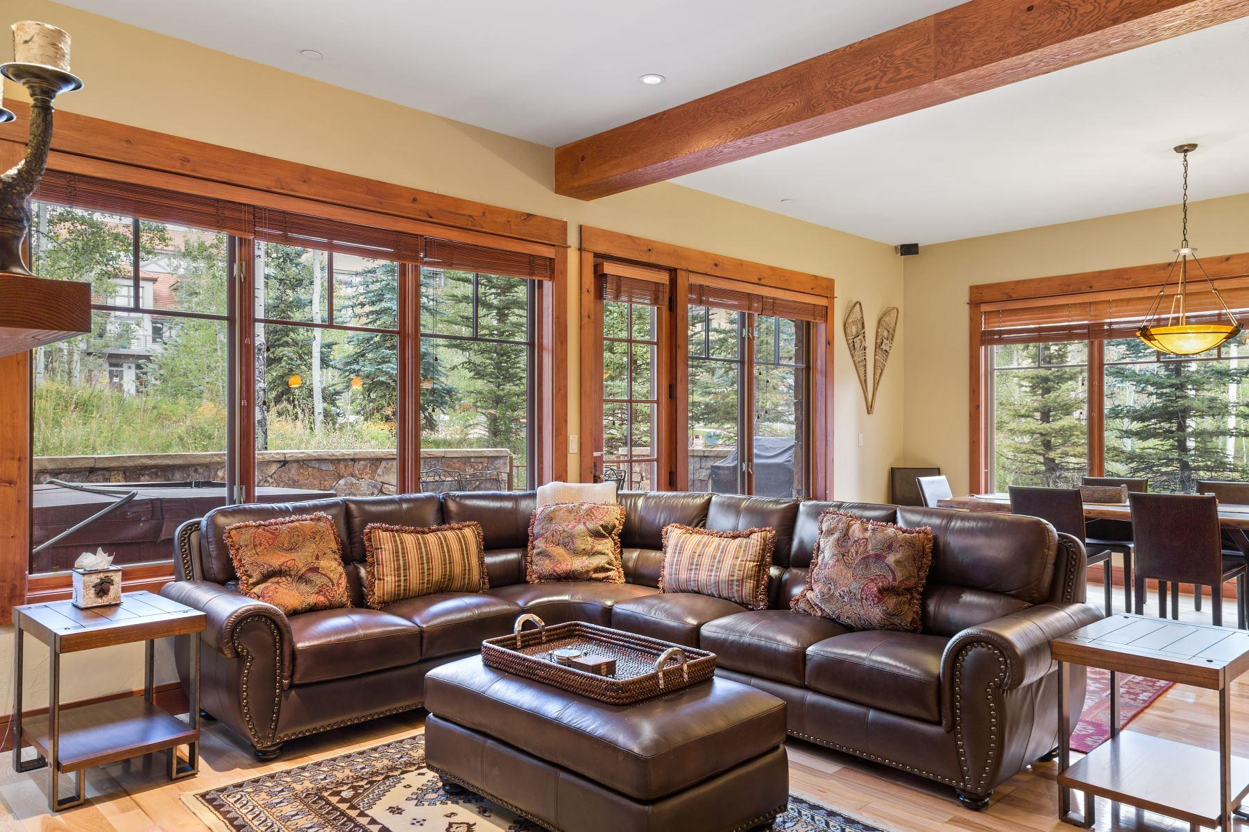 Property Image 1 - Luxurious Condo with Ski Access, Hot Tub, and Oxygen Bar