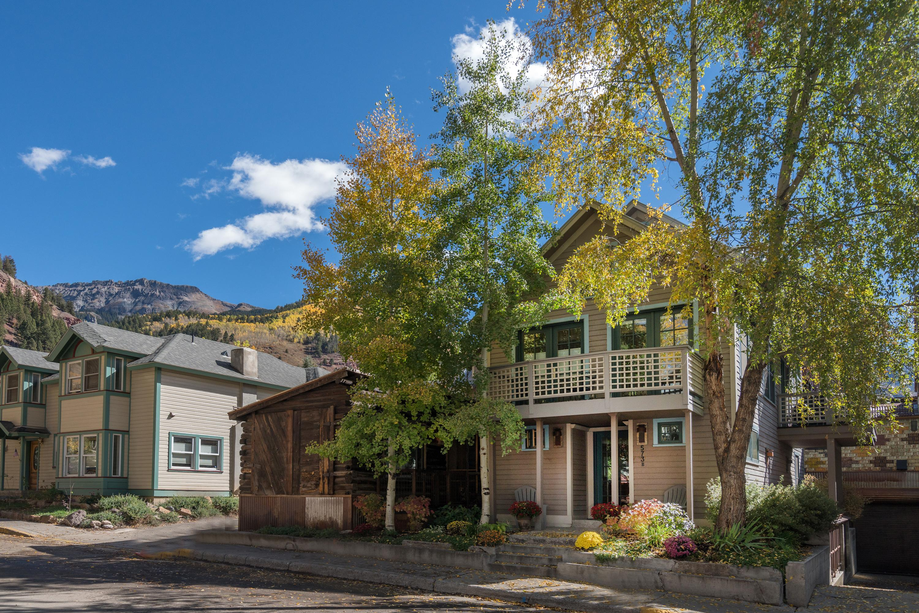 Property Image 1 - Charming Historic Home on Telluride's Peaceful West End