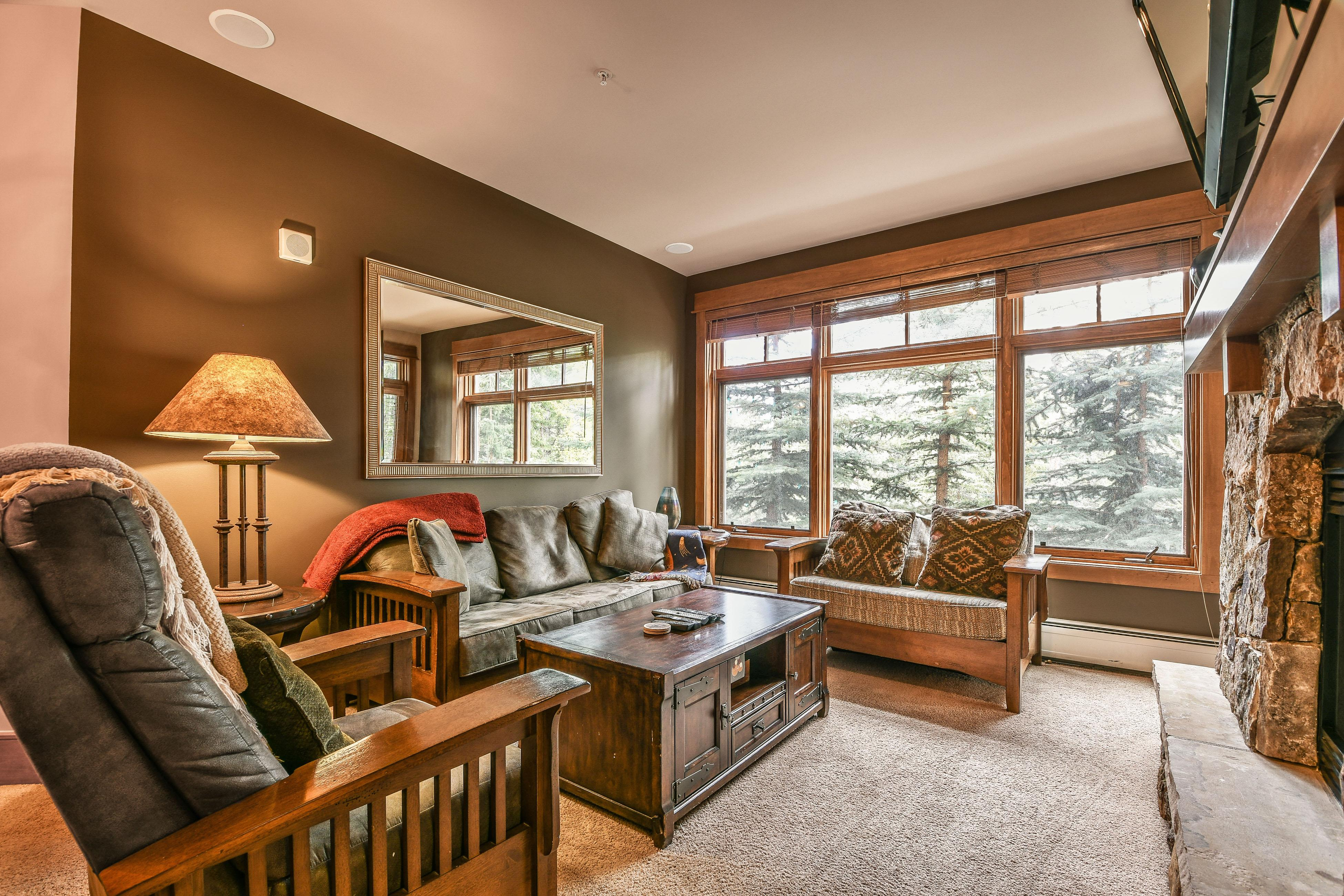 Property Image 1 - High End Ski in Ski out condo with the best Amenities!