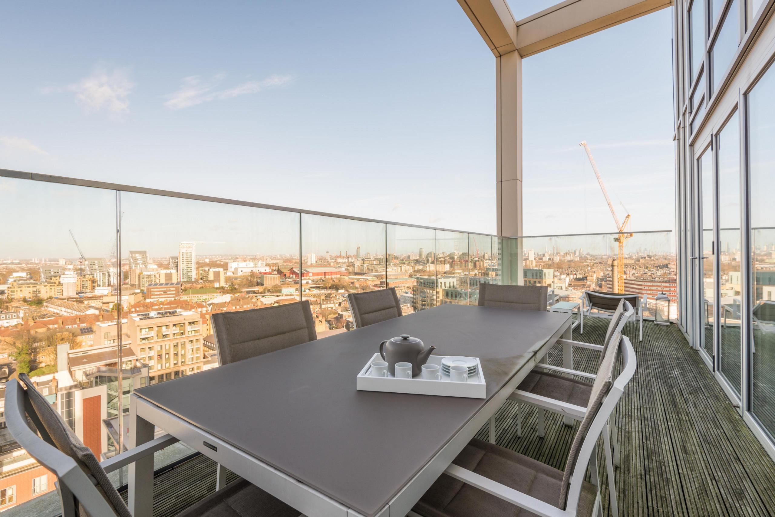 Property Image 2 - Stylish Wandsworth Penthouse