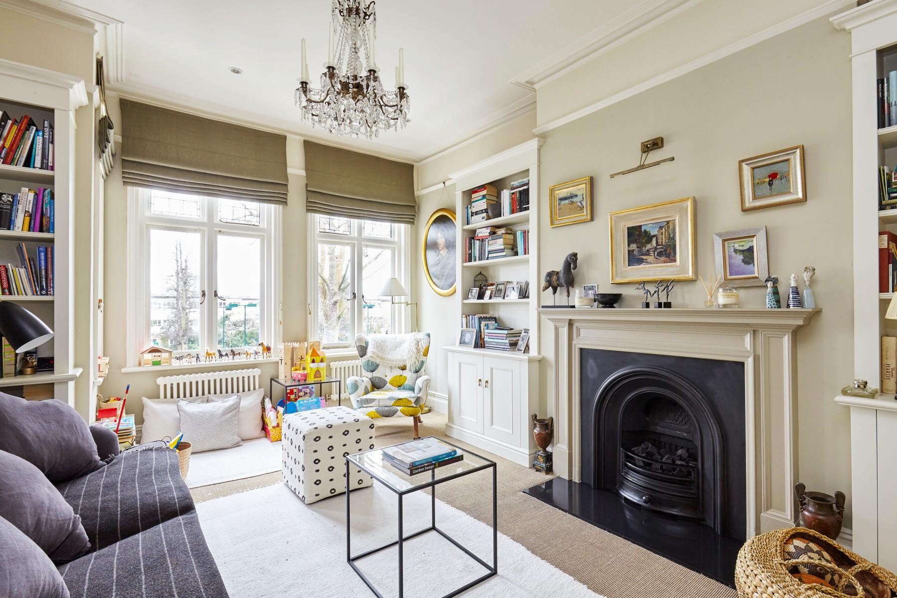 Property Image 1 - Exclusive Fulham Home by Putney Bridge