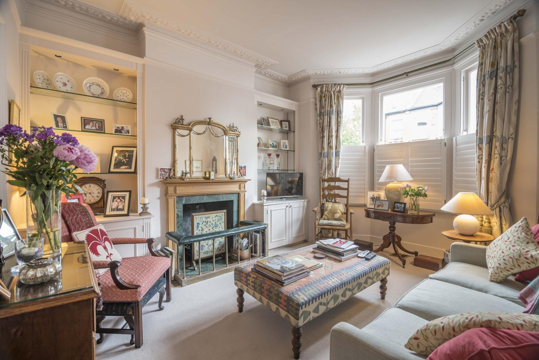 Property Image 1 - Enchanting Clapham Common Home with Garden