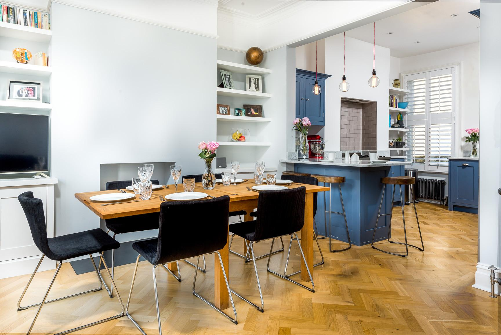Property Image 2 - Enchanting Eclectic Family Home by Clapham Common