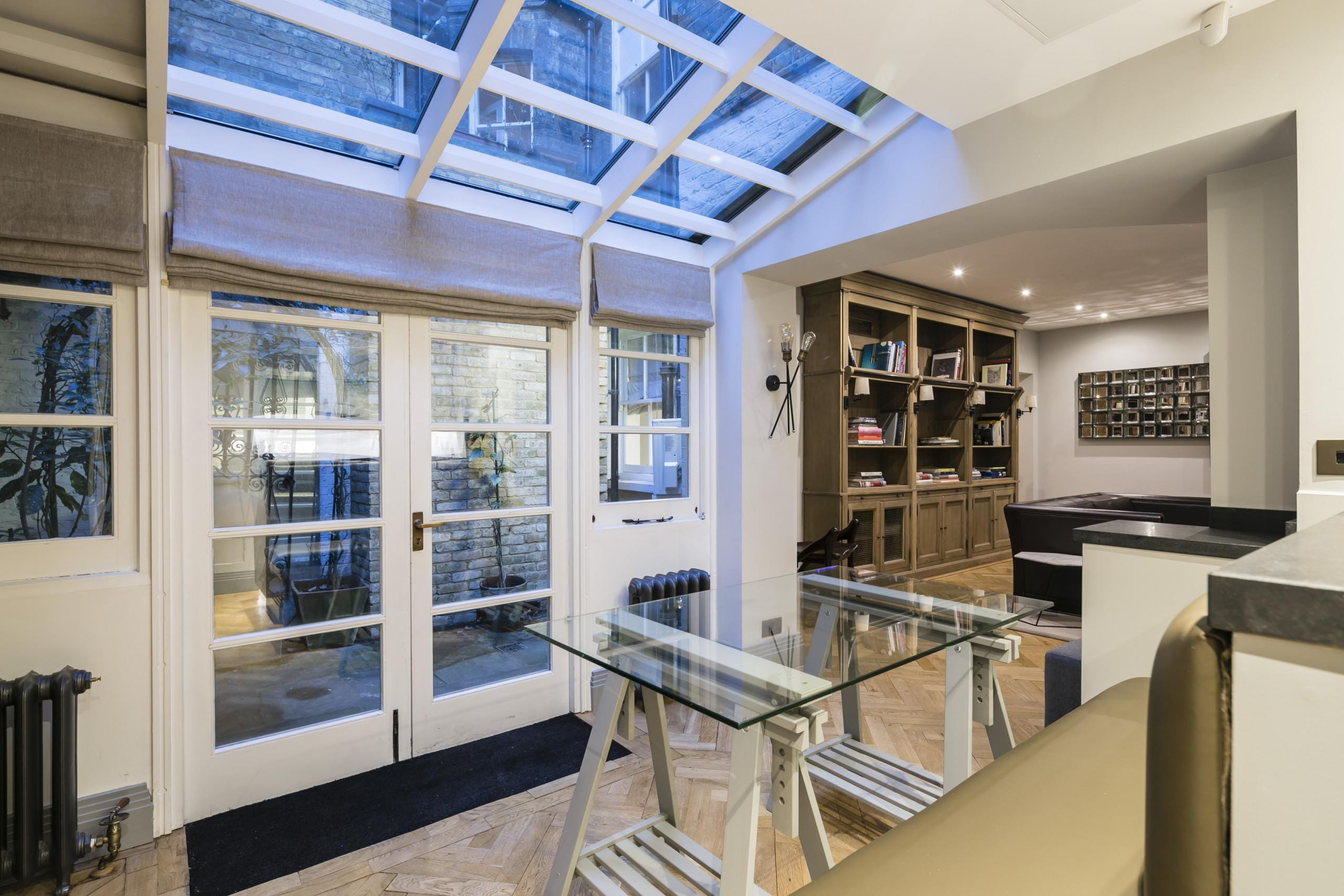 Property Image 2 - Stunning Mayfair Apartment with Private Courtyard