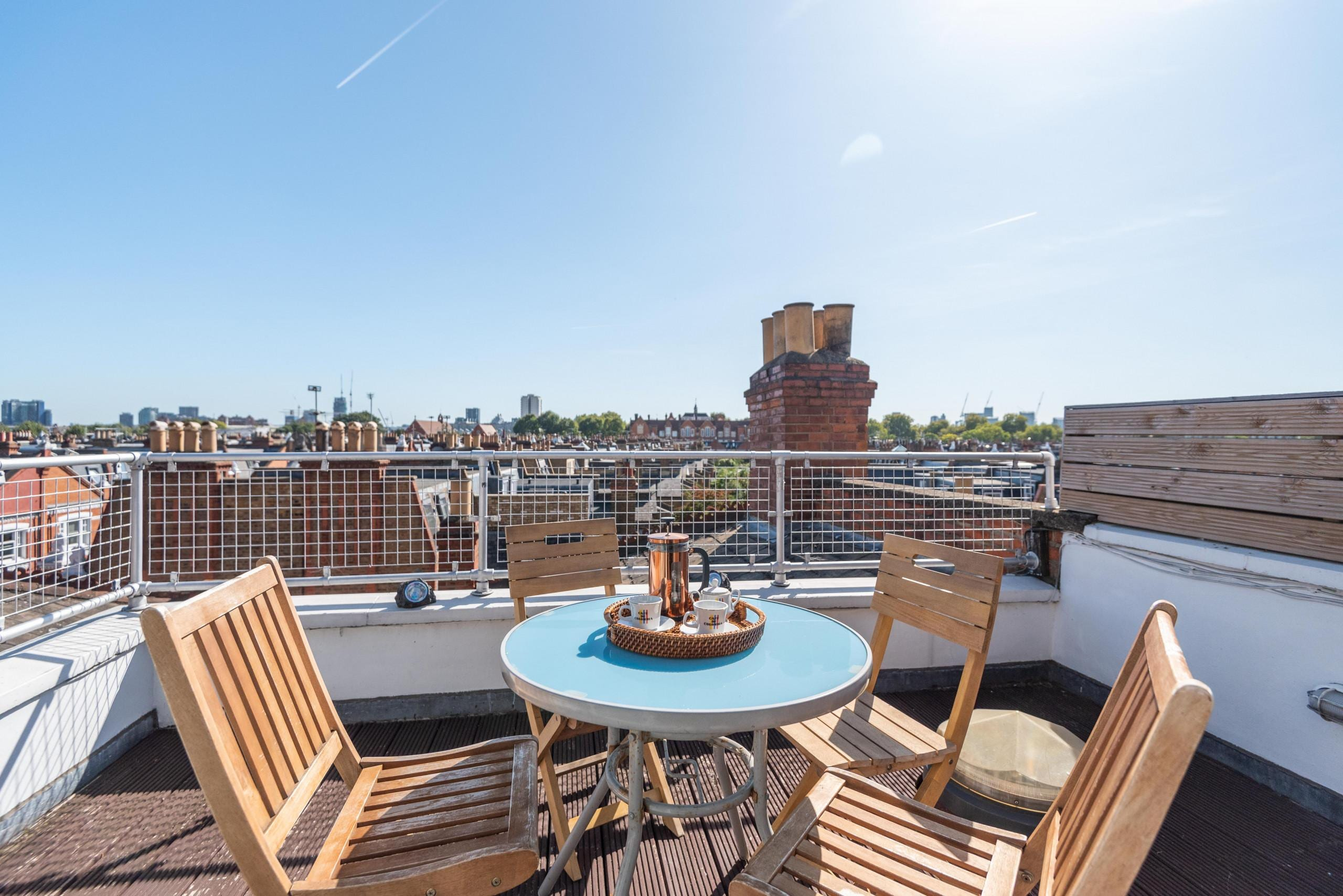 Property Image 2 - Charming Fulham Home with Roof Terrace