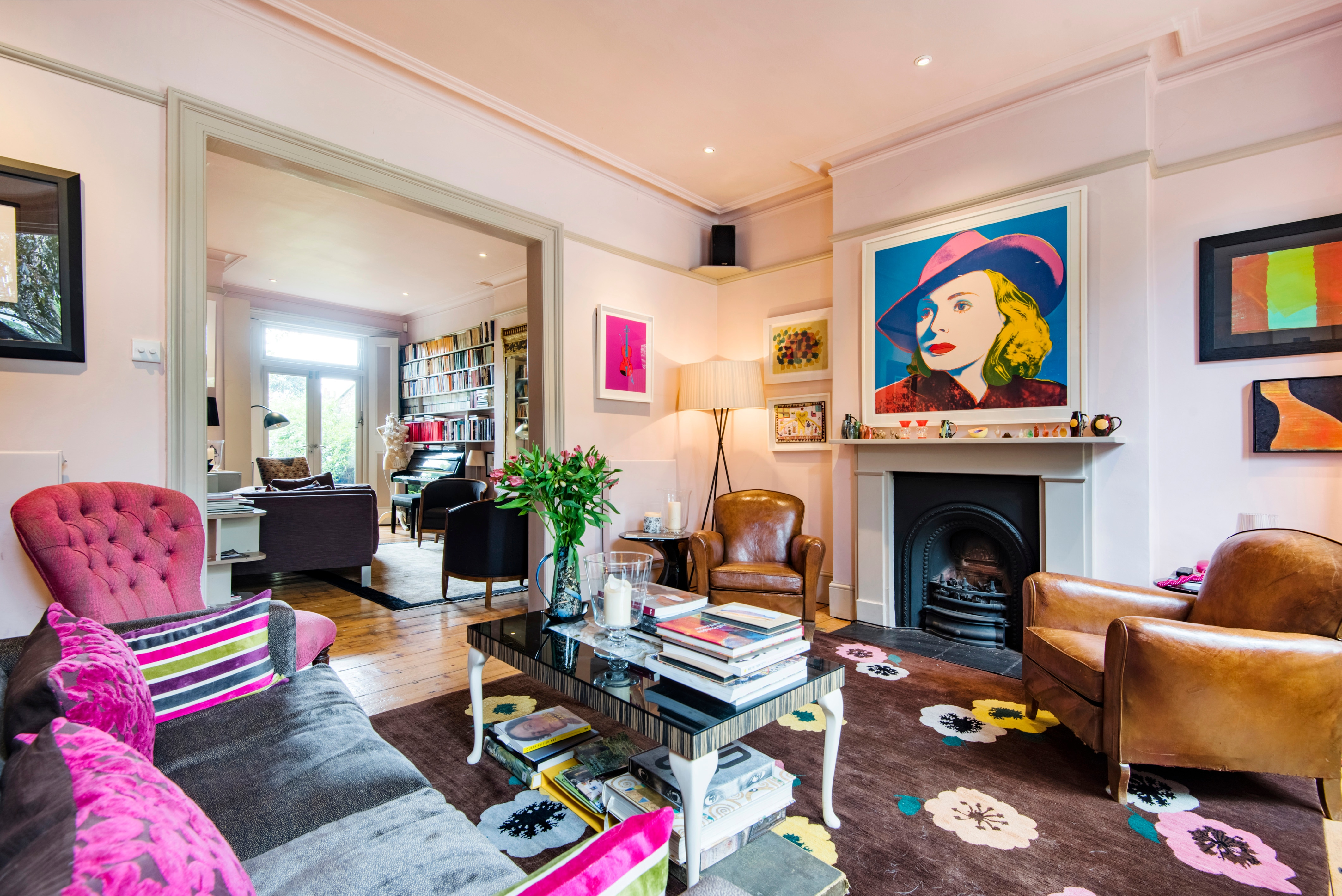 Property Image 1 - Fabulous Camden Townhouse near Hampstead Heath
