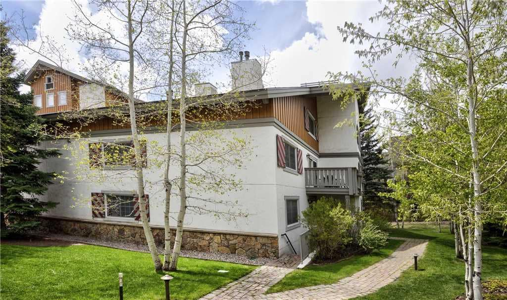 Captivating Three Bedroom Property with Den Located in the Heart of Vail Village