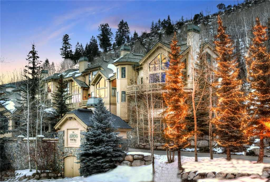 Property Image 1 - Picturesque Ski-In Ski-Out Beaver Creek Village Townhome