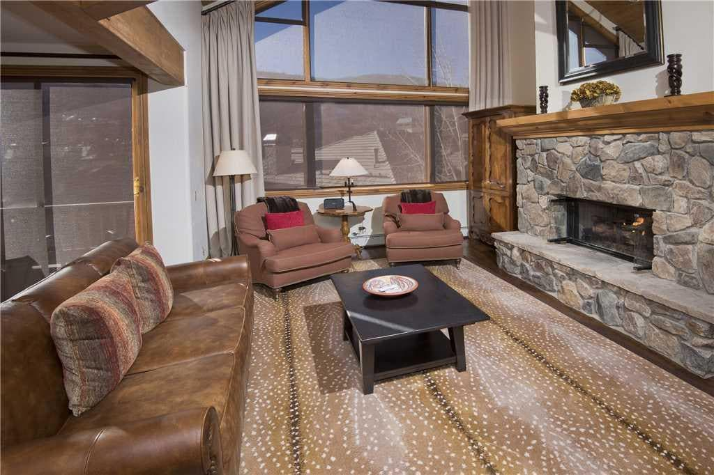 Property Image 2 - Picturesque Ski-In Ski-Out Beaver Creek Village Townhome