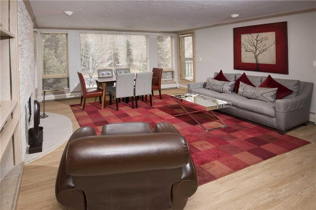 Gorgeous Two Bedroom in the Heart of Vail Village