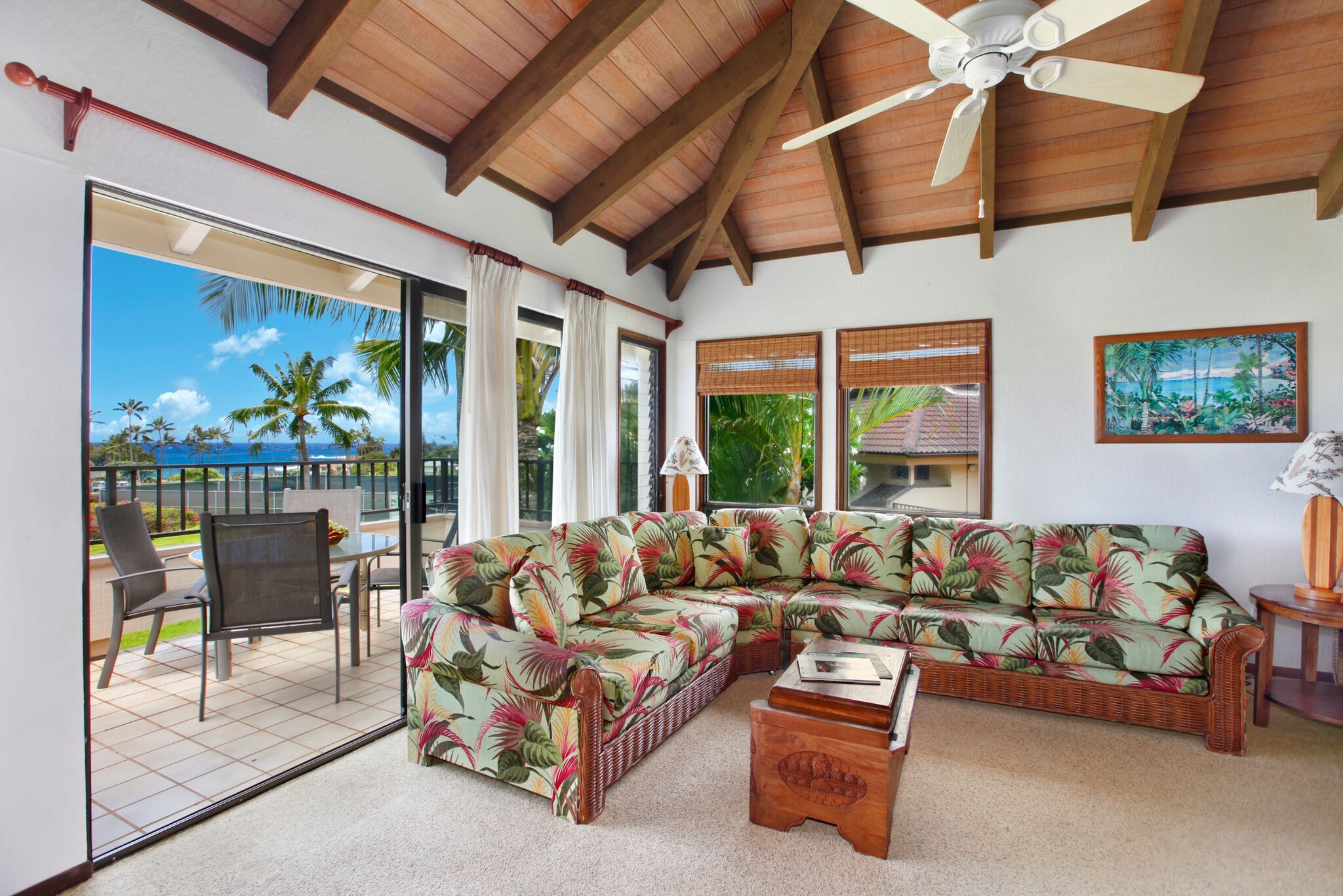 Property Image 1 - Gorgeous Poipu Villa within Steps to Exquisite White Sand Beaches