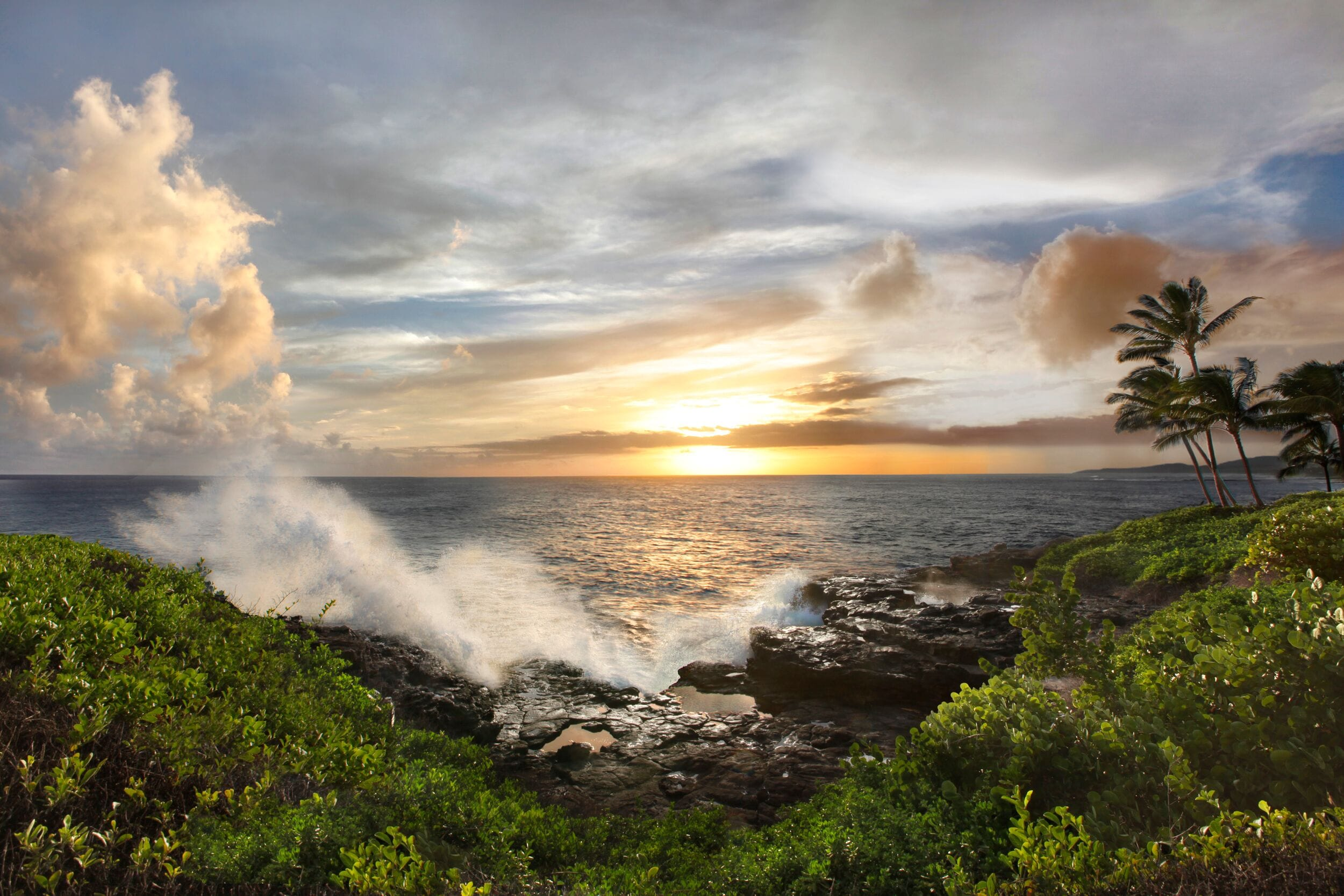 Breathtaking Poipu Sanctuary with Spectacular Ocean Views