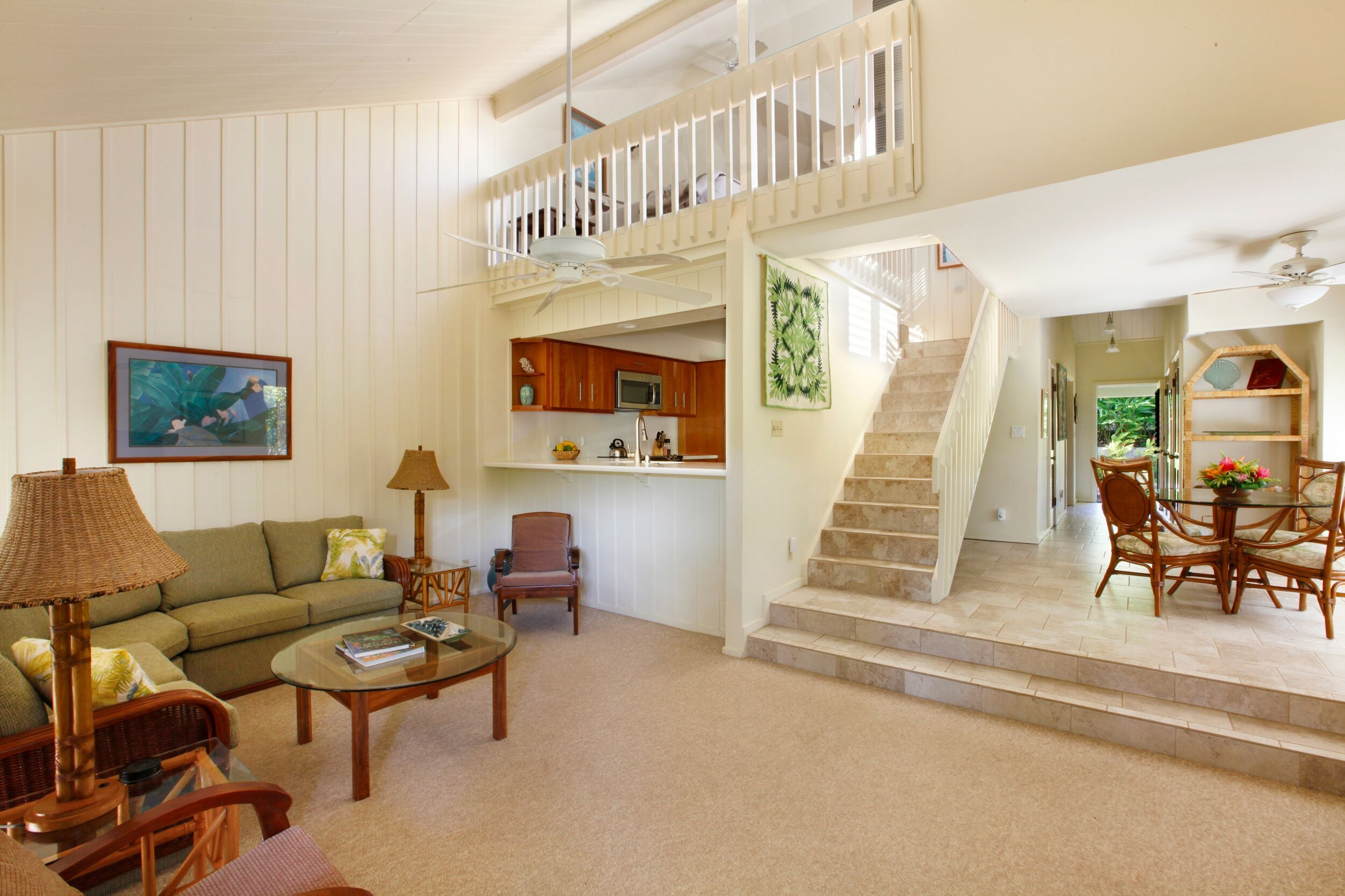 Spectacular Private Villa Perfectly Located Near Top Kauai Beaches
