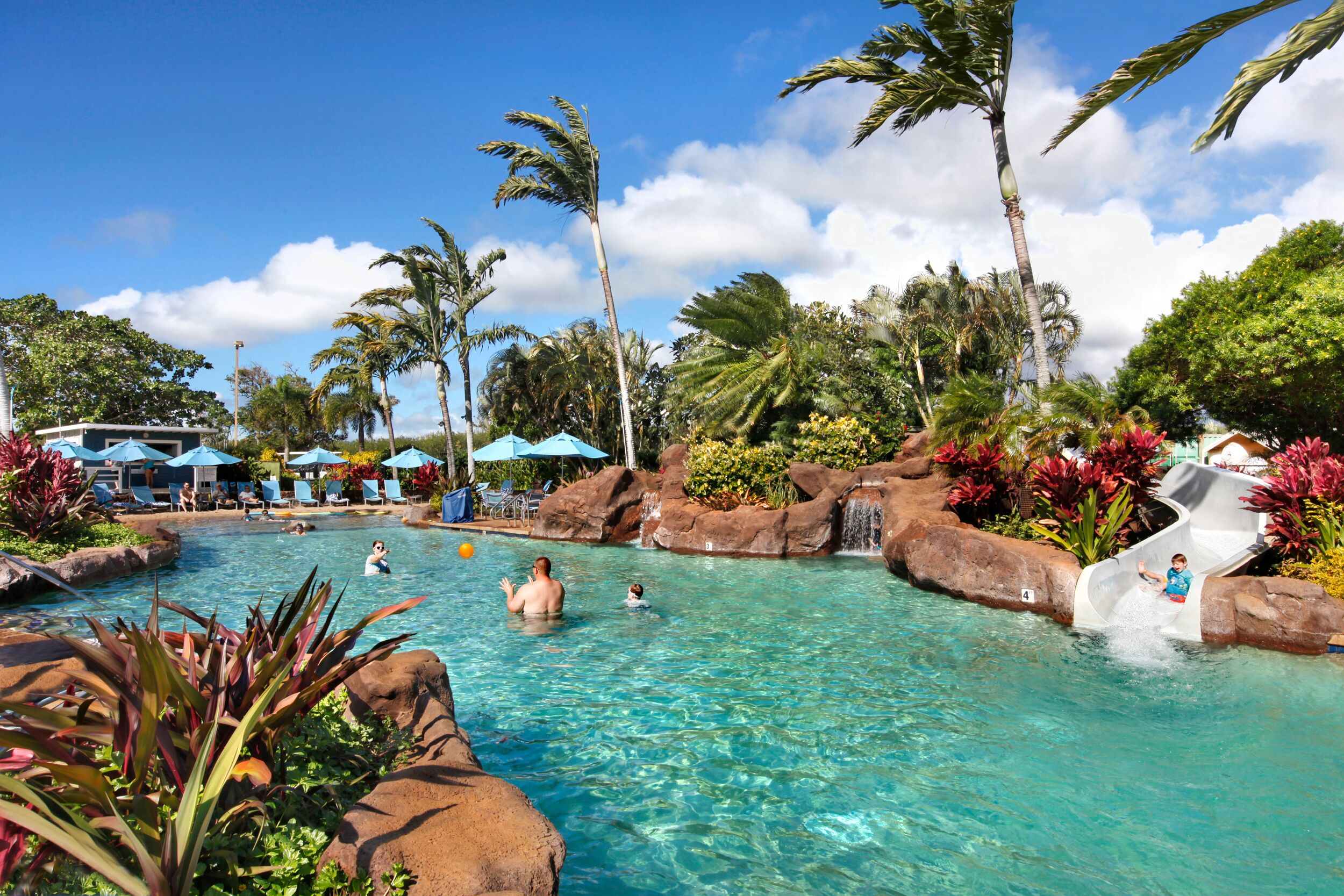 Relaxing Kauai Retreat with Ample Space for Families or Small Groups