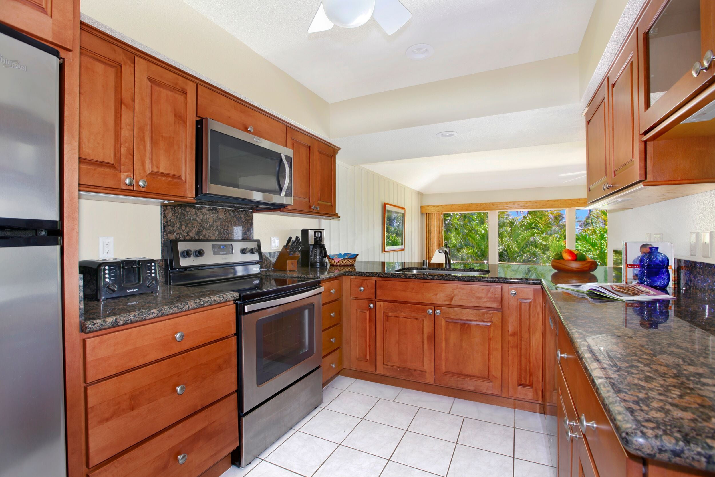 Gorgeous Garden View Retreat within Minutes from Stunning Poipu Beach