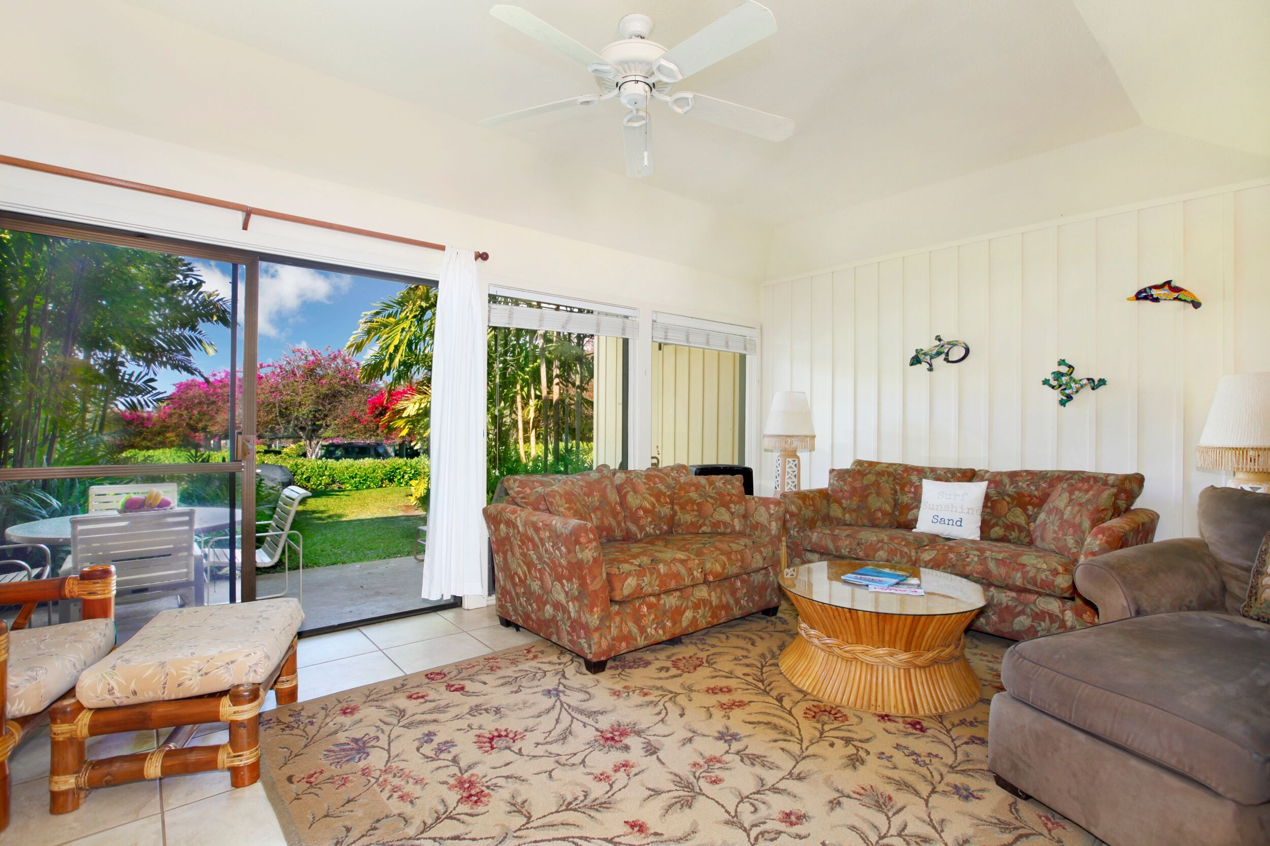 Property Image 1 - Relaxing Hawaiian Sanctuary Just Minutes from Beautiful Poipu Beaches