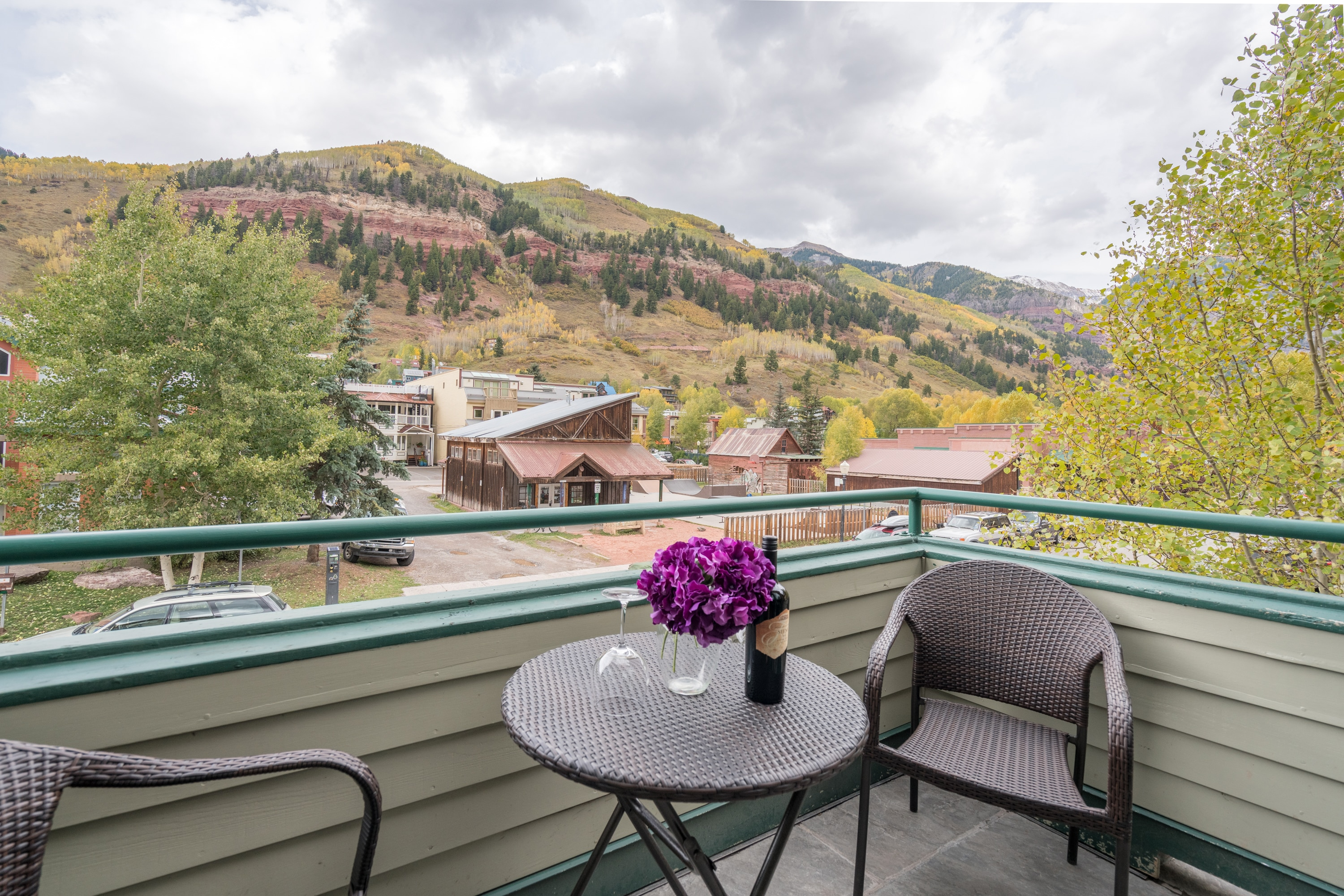 Chic and Modern Escape in Downtown Telluride