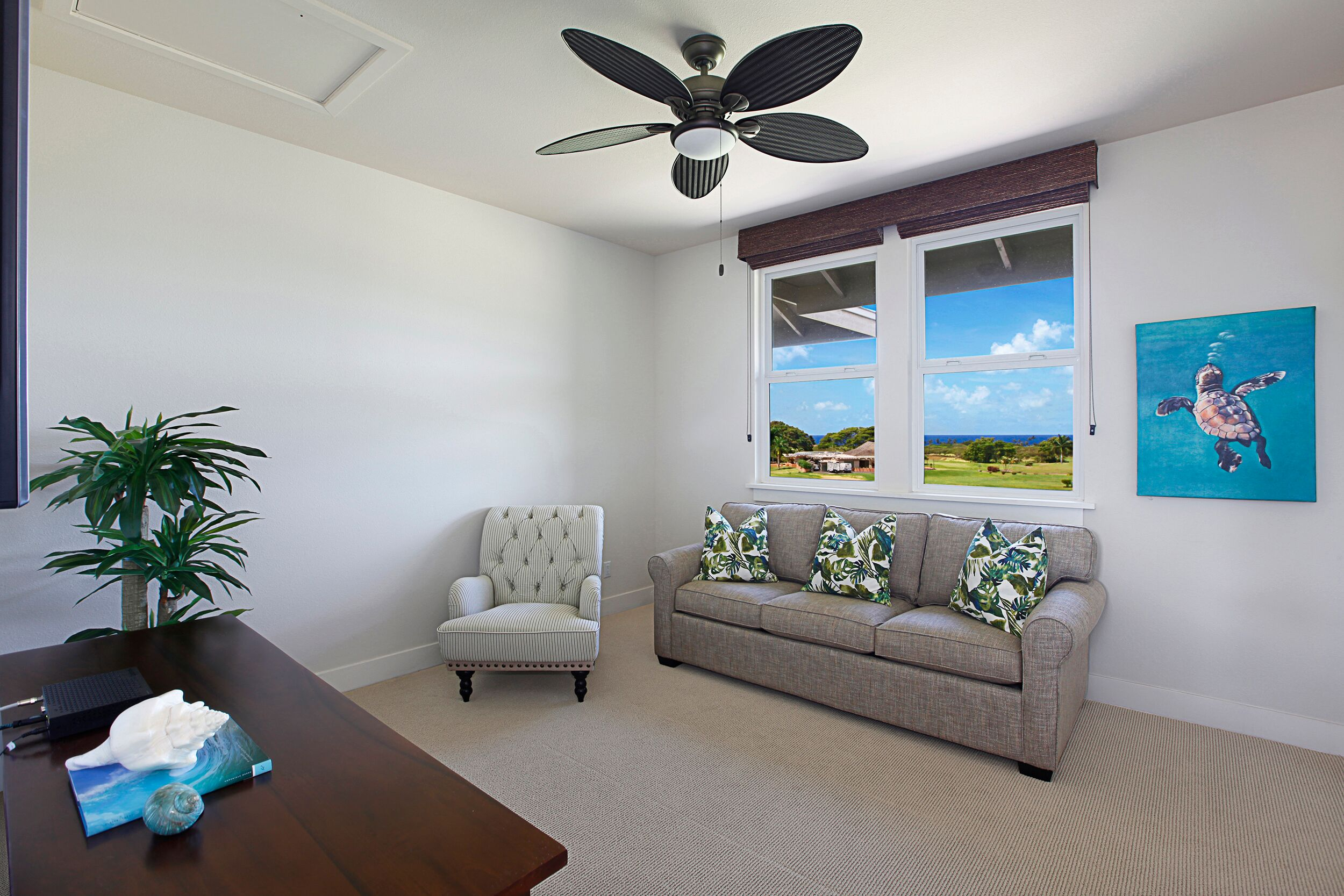 Property Image 2 - Tranquil Luxurious Poipu Abode with Modern Style Décor Throughout