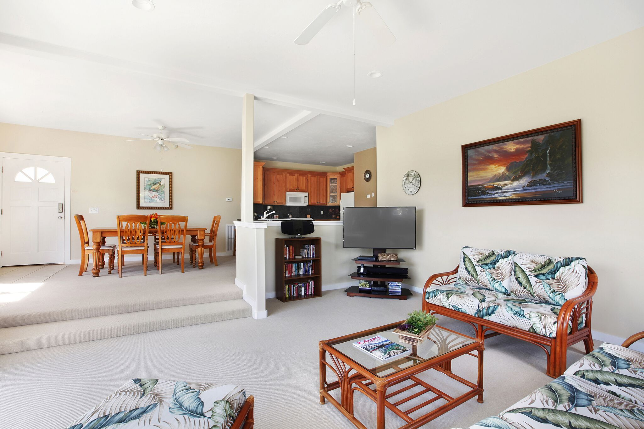 Wonderful Kauai Abode Perfectly Located within Minutes of Poipu Beach