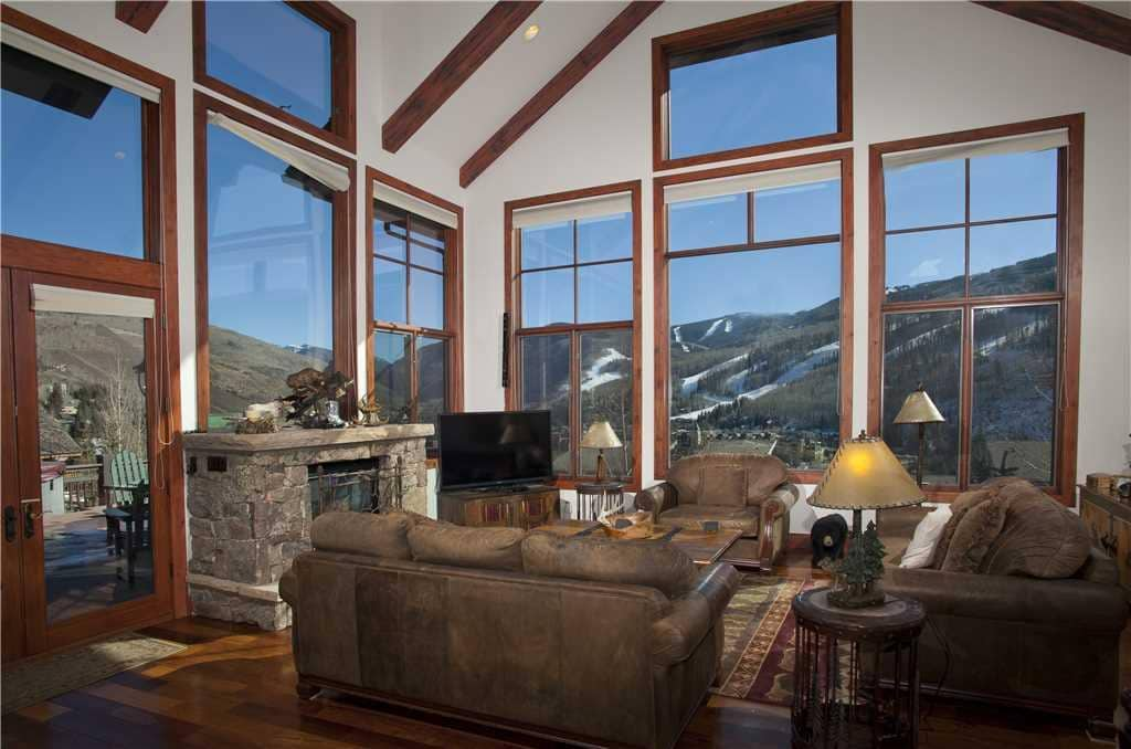 Spectacular Mansion with Majestic Views of Vail Mountain