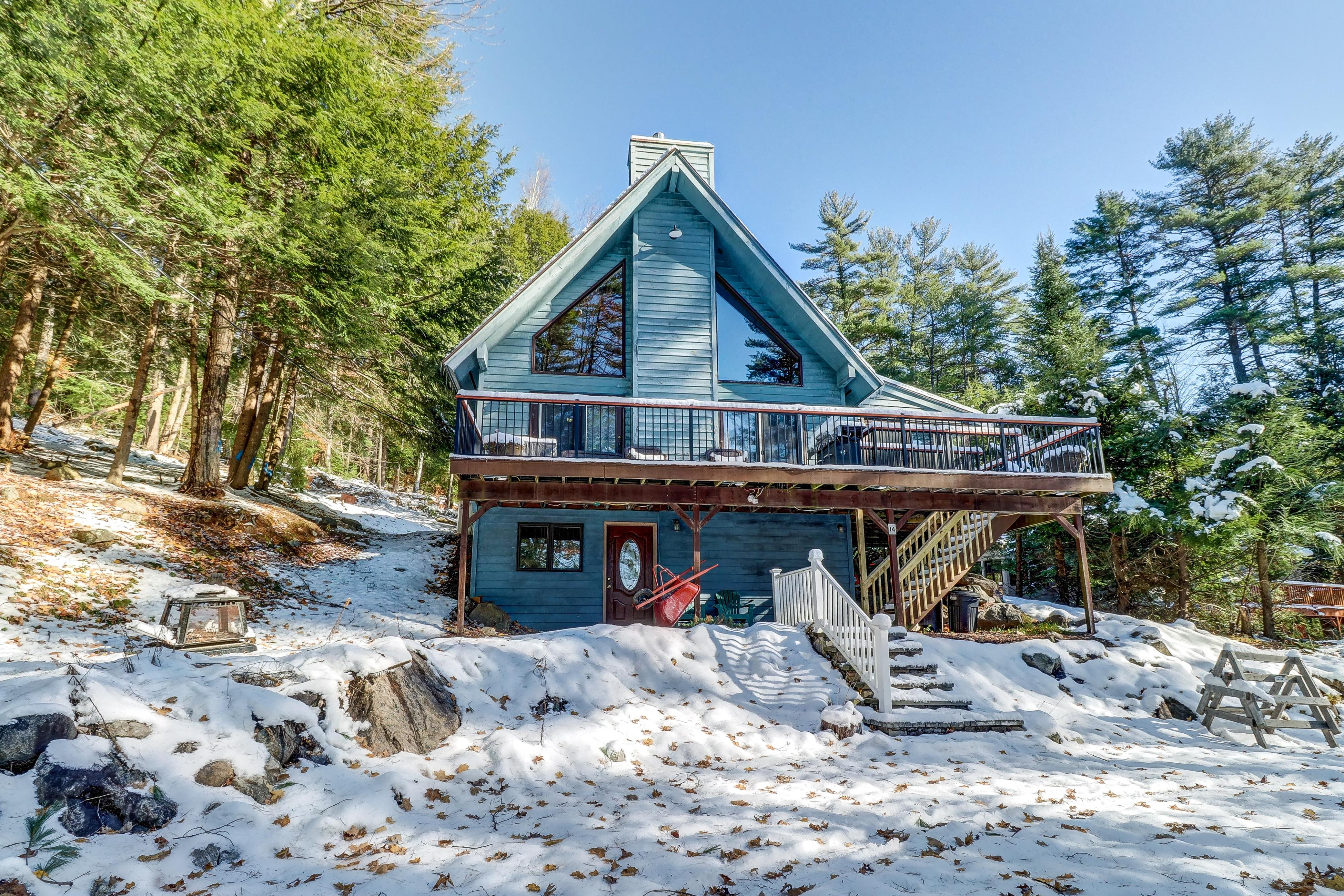 Loon Lookout Chalet