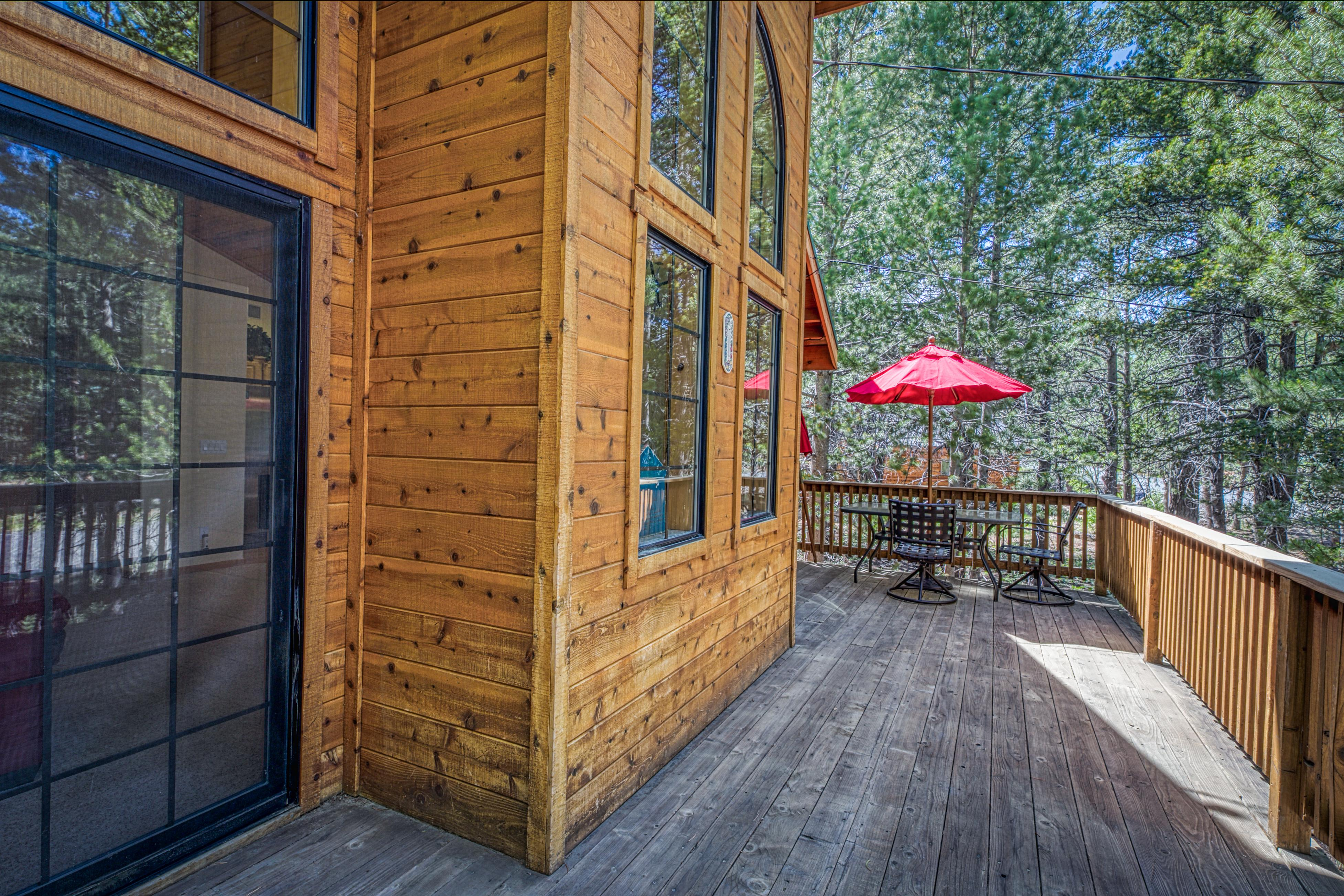 Property Image 2 - Tranquil and Snug Tahoe Donner Cabin with Pool Table