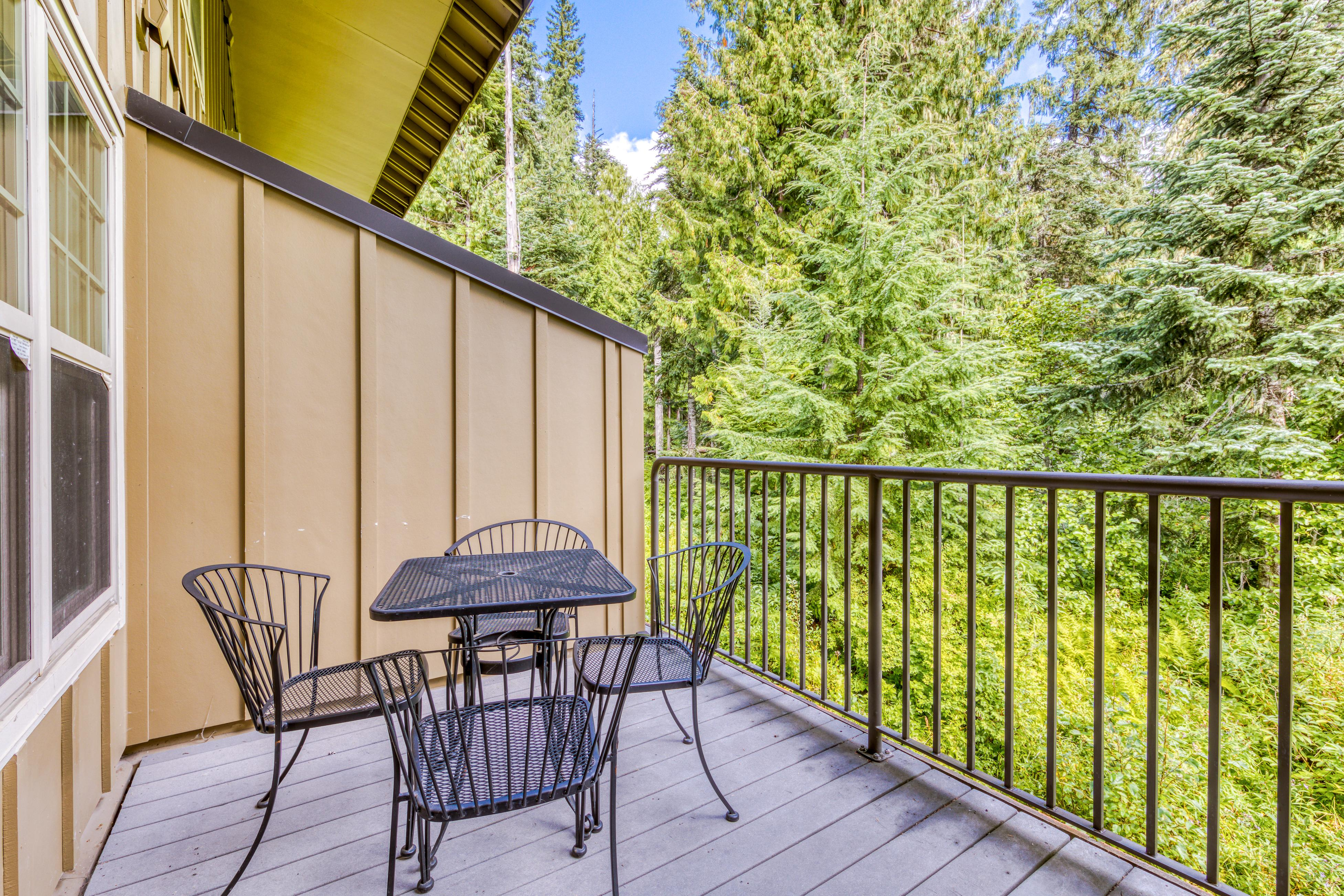 Collins Lake Luxury with Forest Views #110