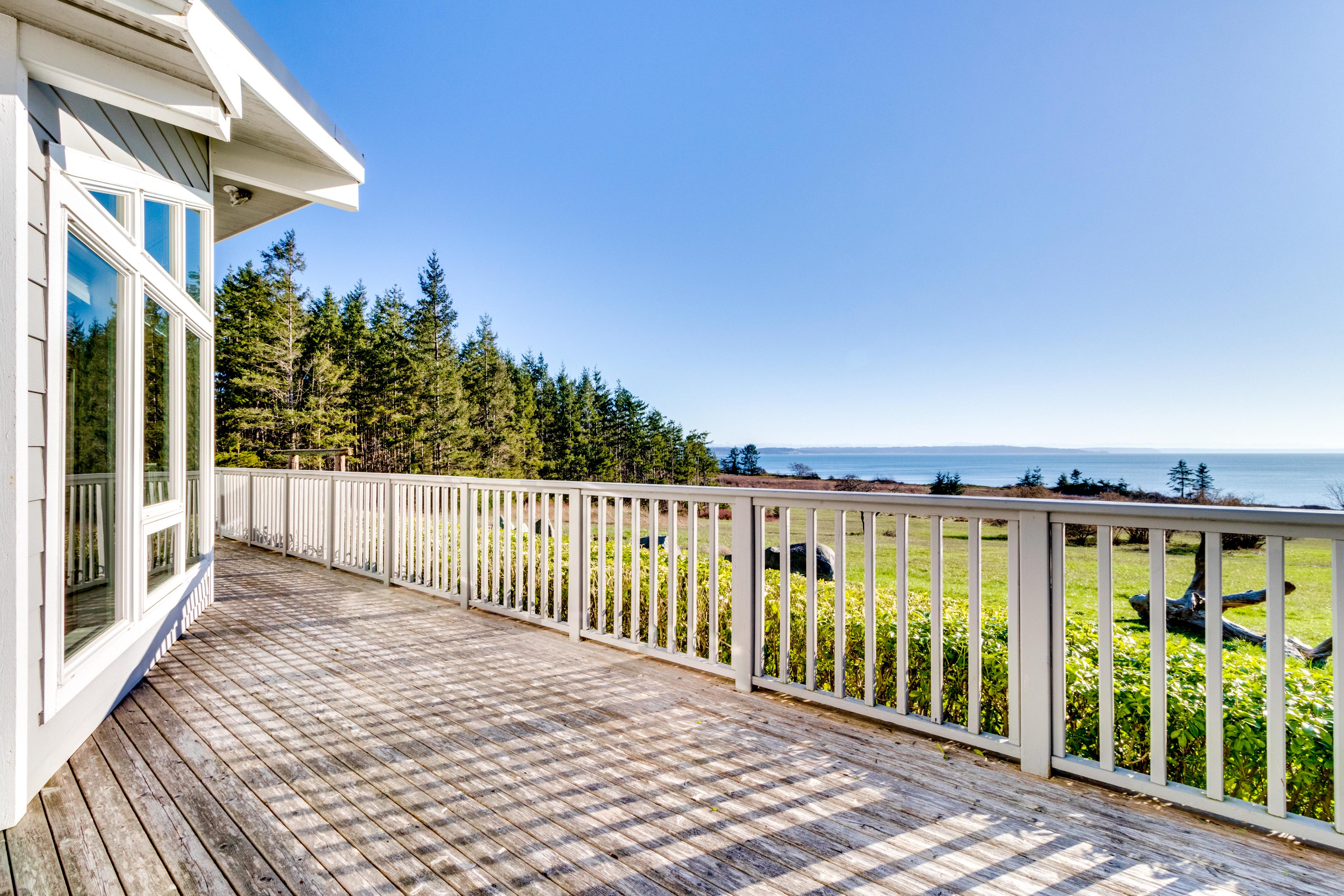 Property Image 1 - Marrowstone Island Beach Home