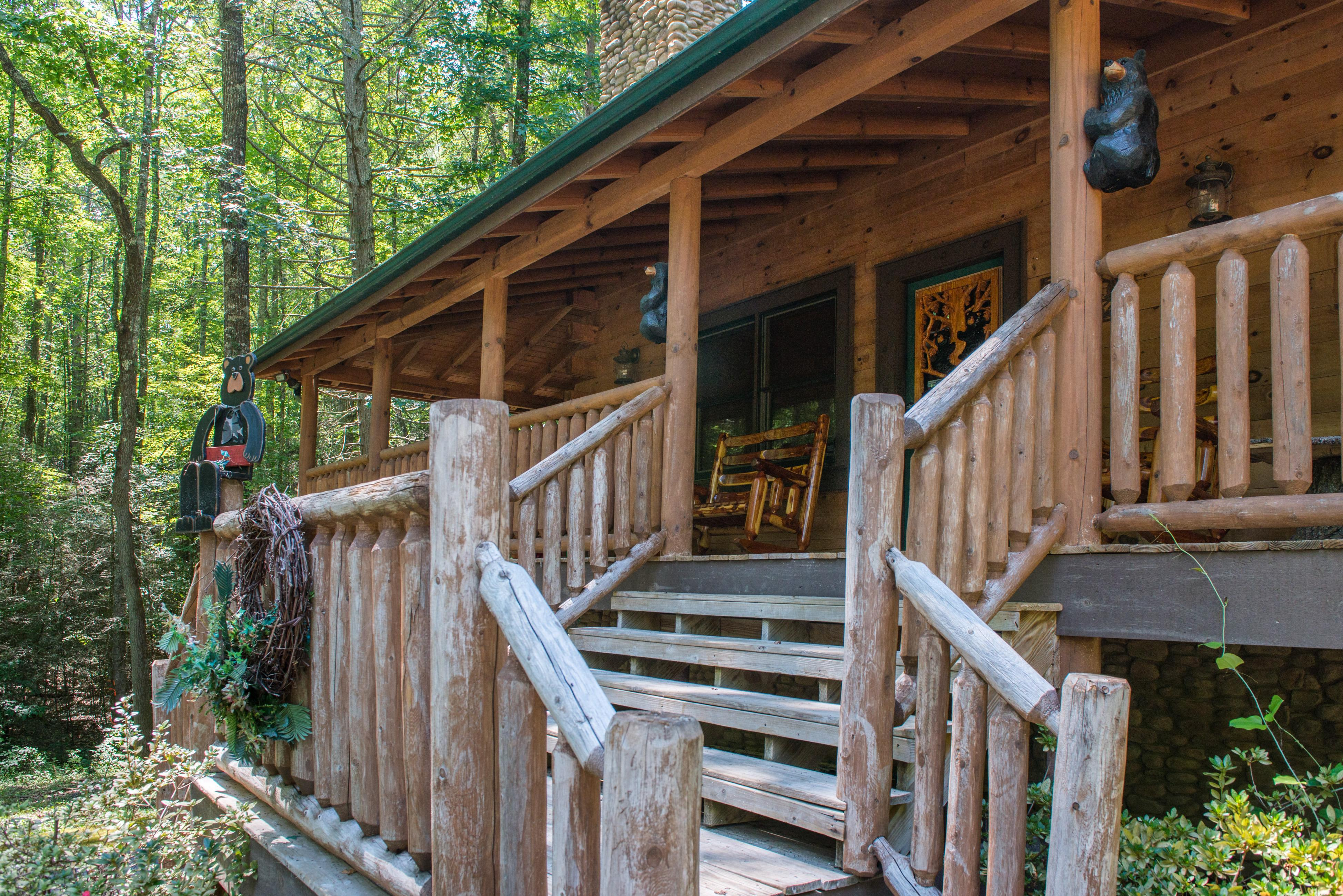 Property Image 1 - Bearfoot Retreat Cabin