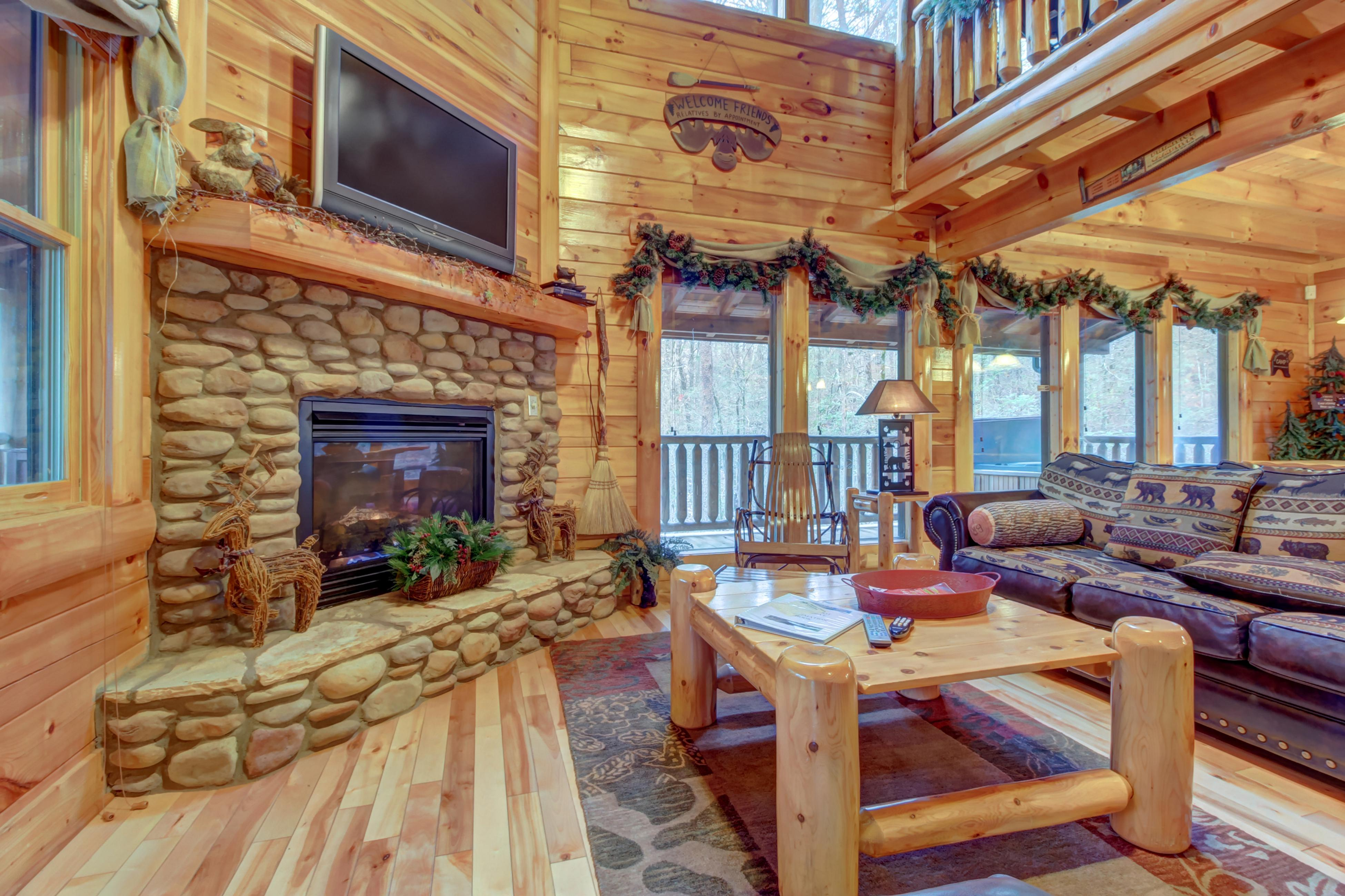 Property Image 2 - Bearfoot Retreat Cabin