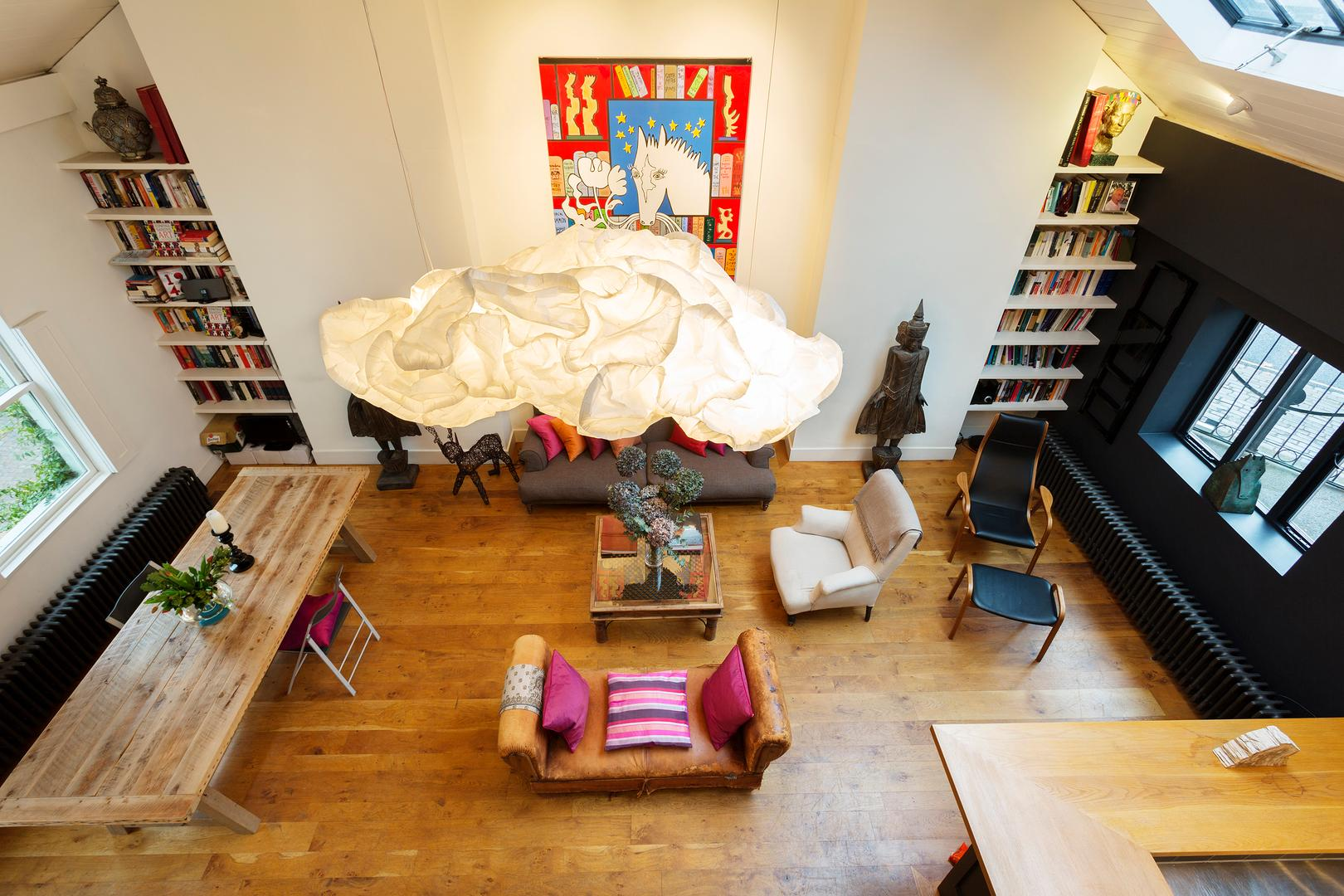 Property Image 1 - Spectacular Artistic Mews House in Stylish Notting Hill