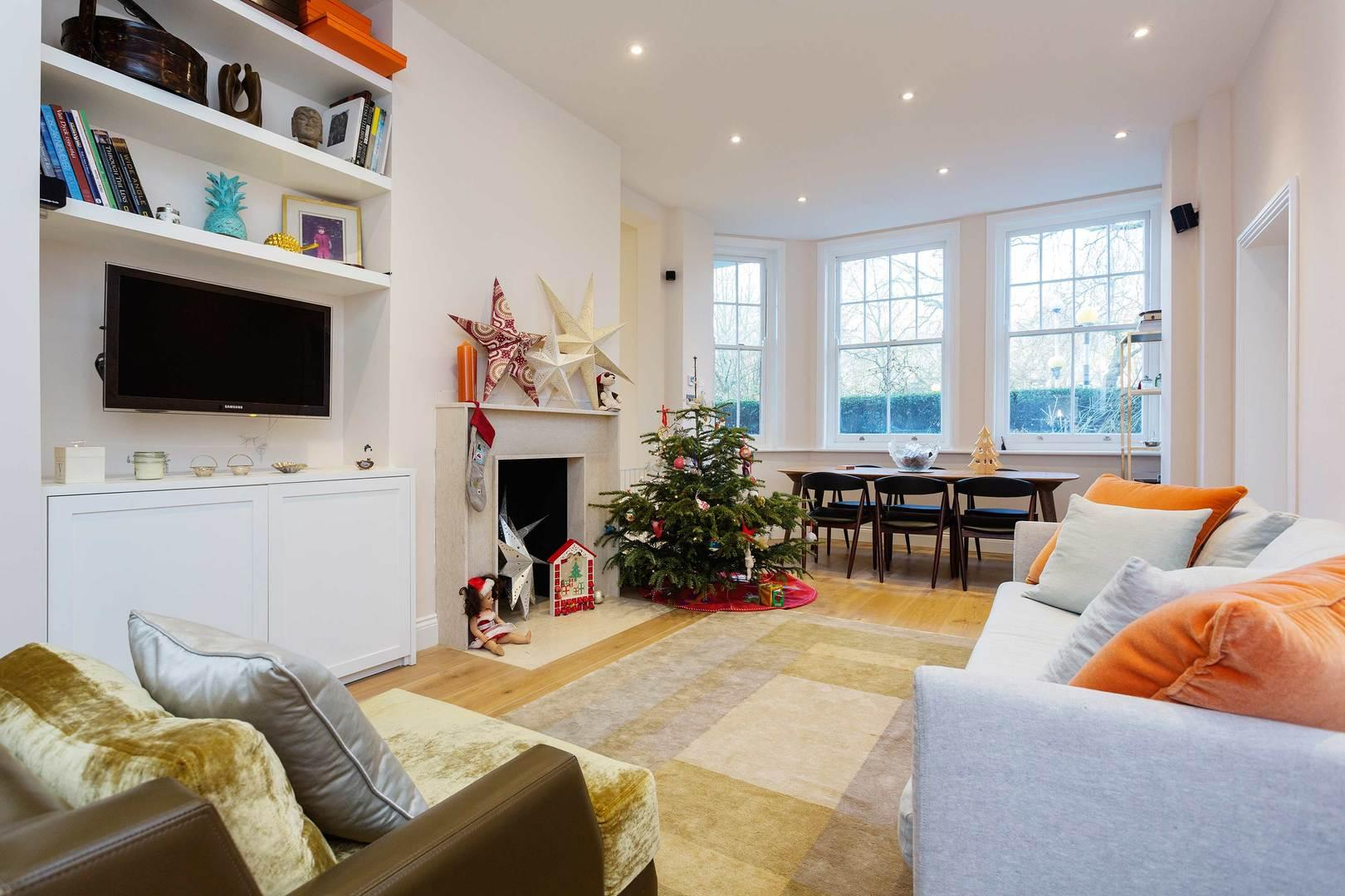 Property Image 1 - Tasteful Battersea Apartment with Spacious Interior