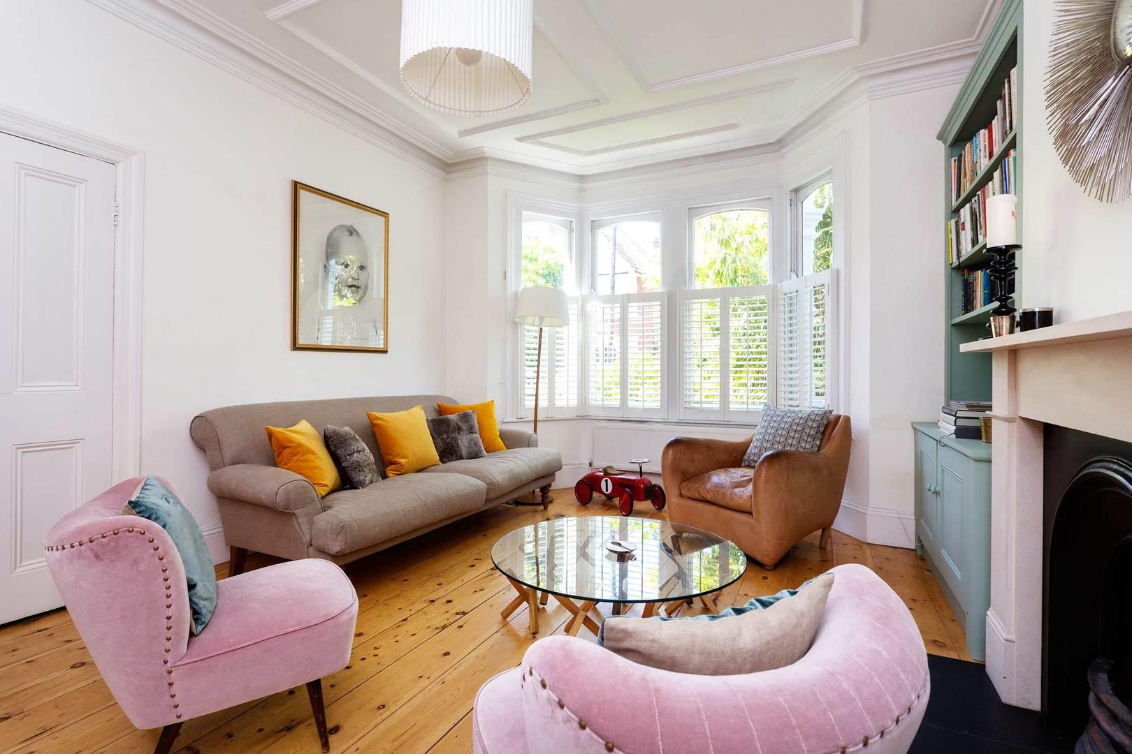 Property Image 1 - Tasteful Shepherd's Bush Home with Private Garden