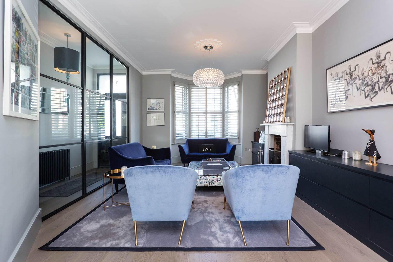 Property Image 1 - Stylish Modern Balham House with Private Garden