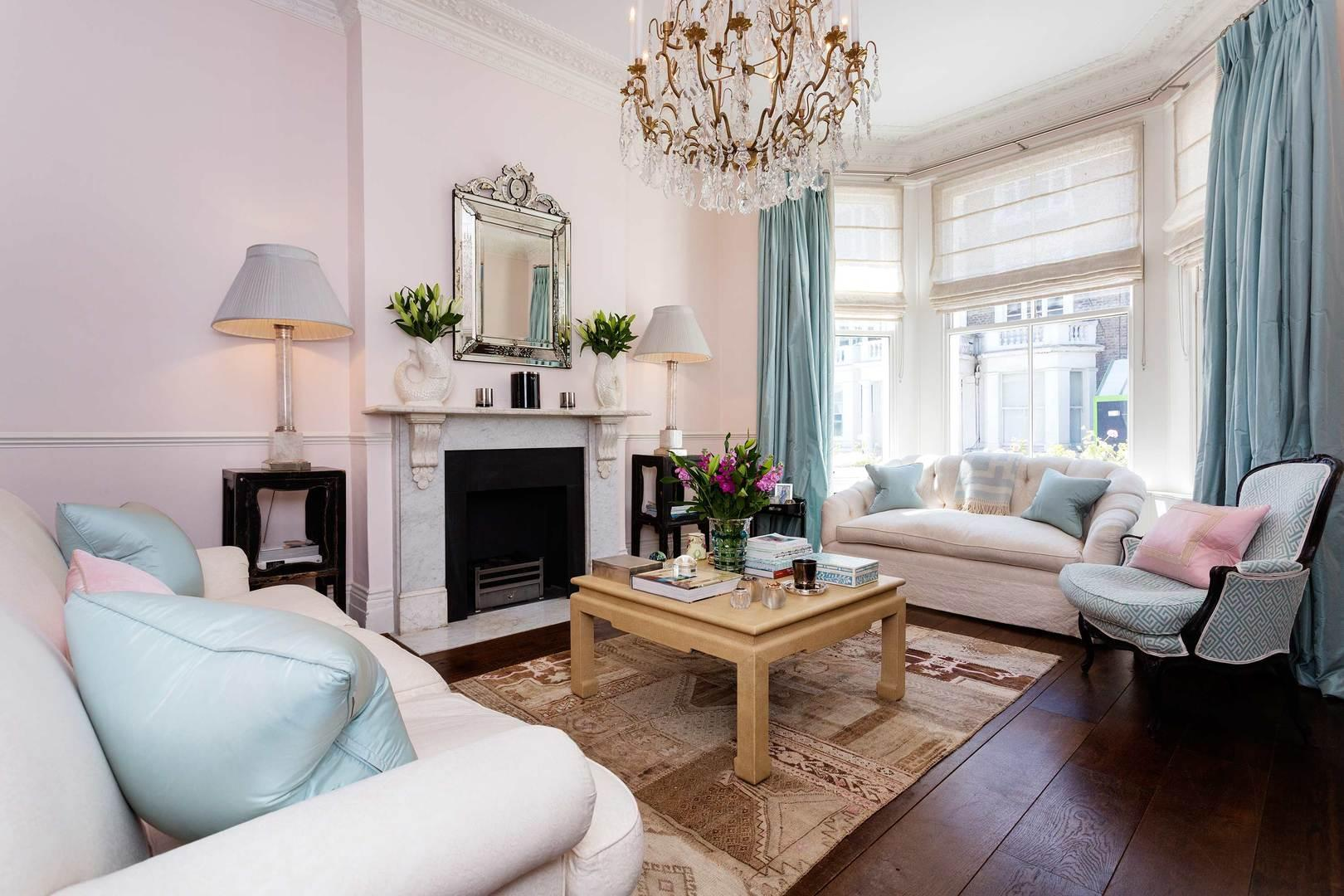 Property Image 1 - Spacious Chelsea 4 bedroom House with Private Garden