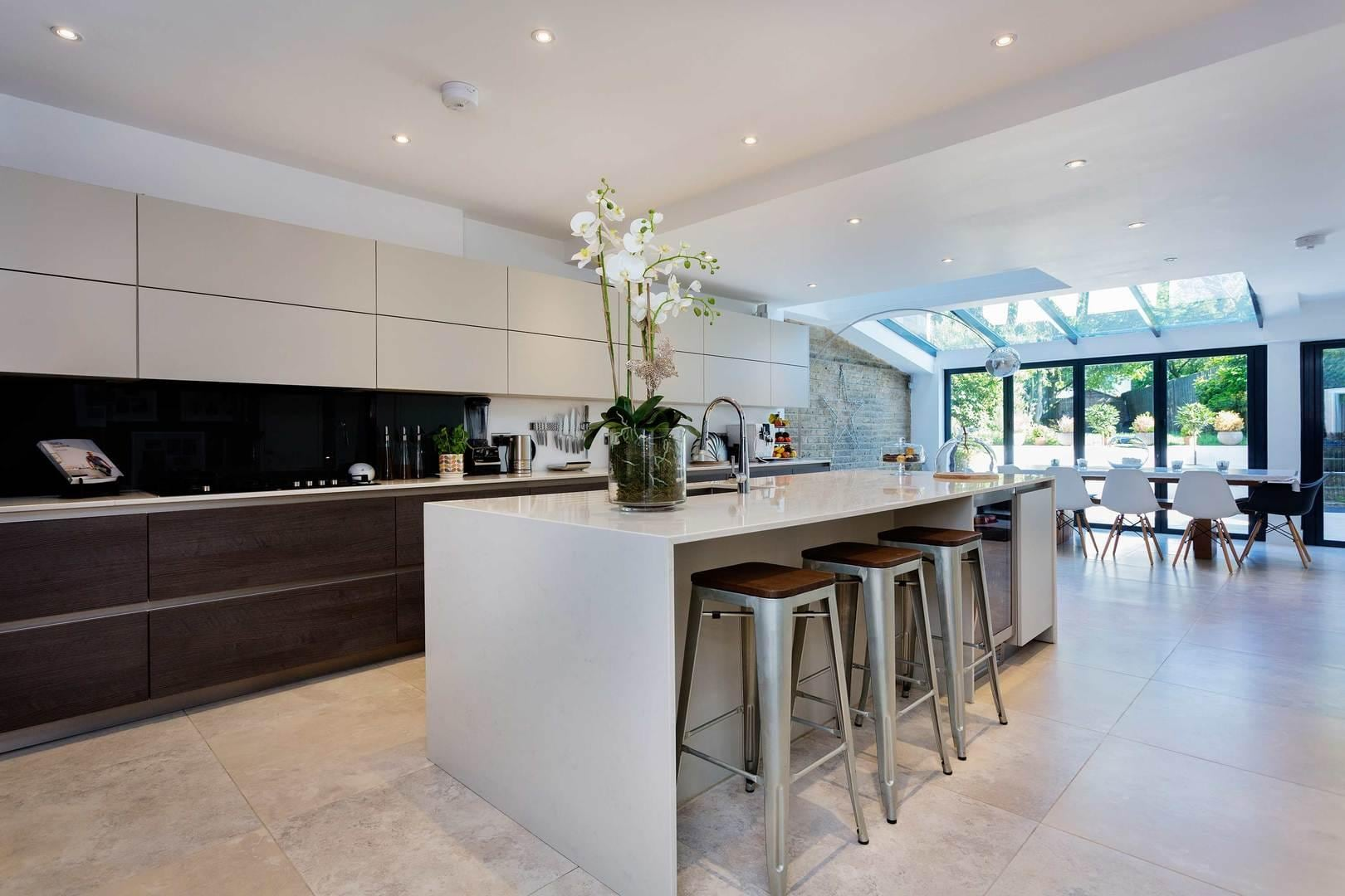 Property Image 1 - Light Spacious Clapham House with Private Roof Terrace
