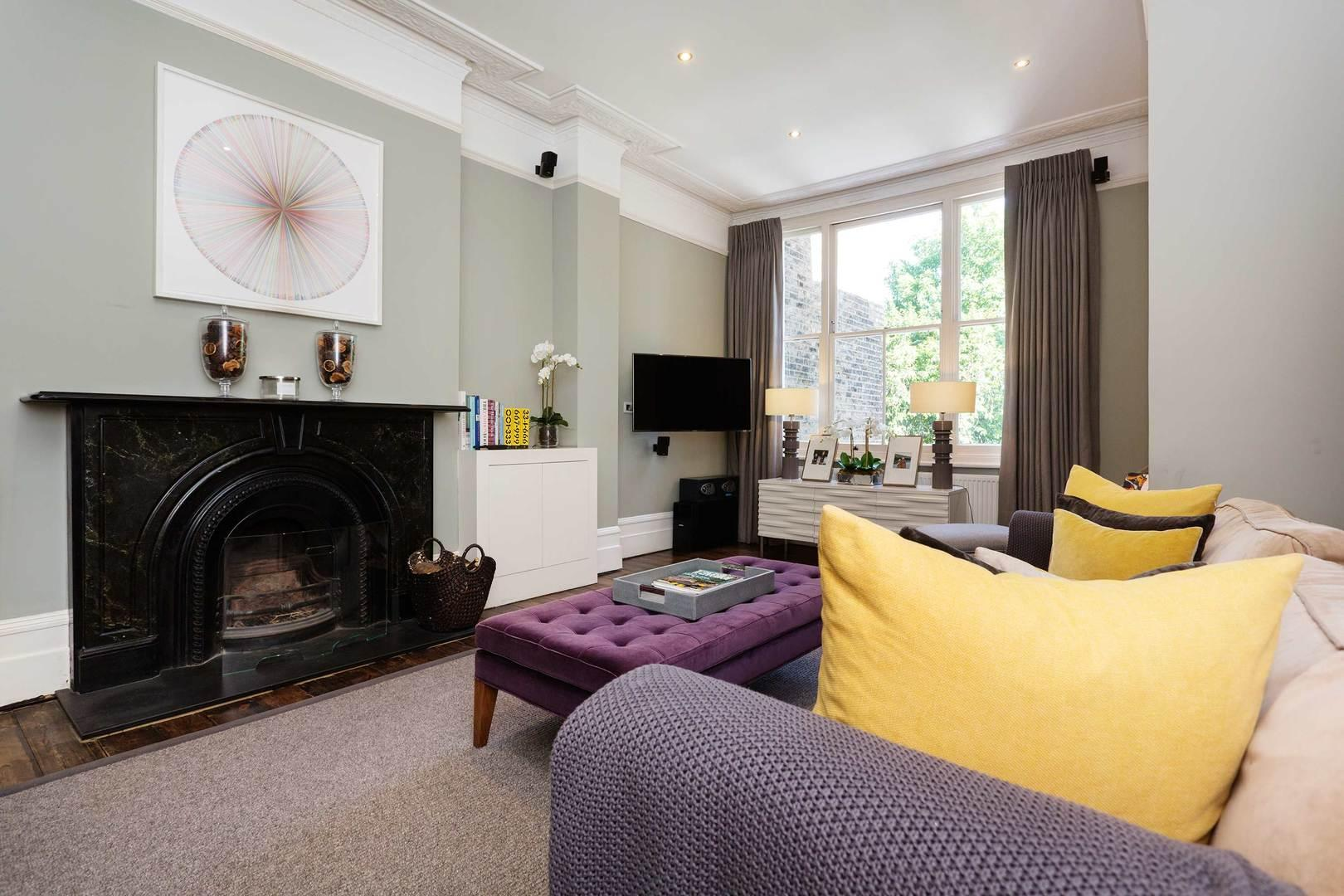 Property Image 2 - Light Spacious Clapham House with Private Roof Terrace
