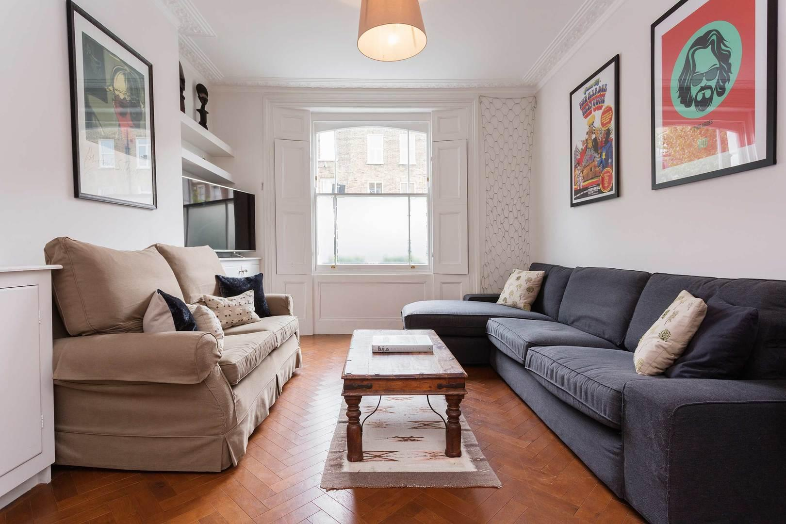 Property Image 2 - Attractive Finsbury Park House with Garden and Terrace