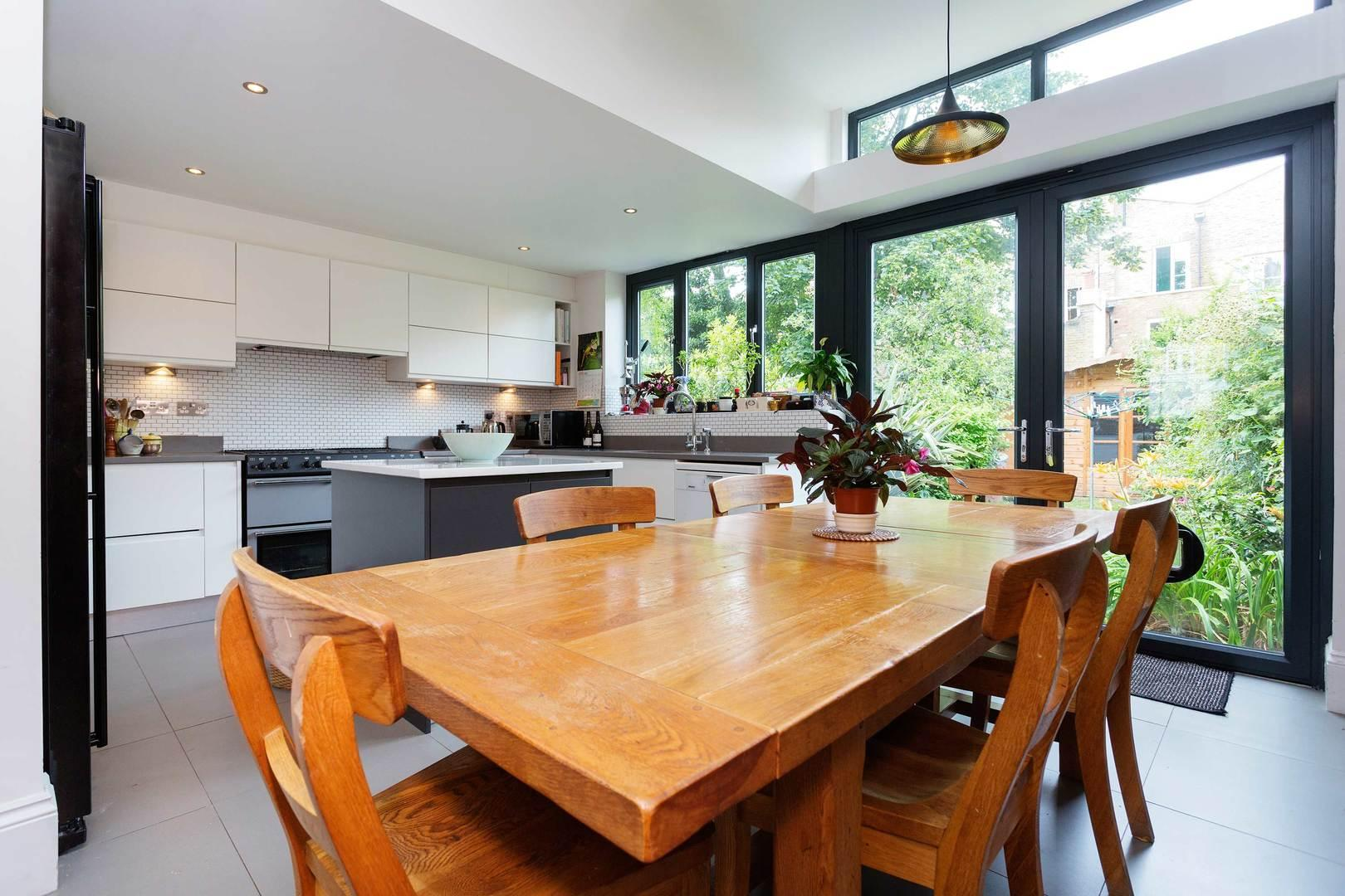Property Image 1 - Attractive Finsbury Park House with Garden and Terrace