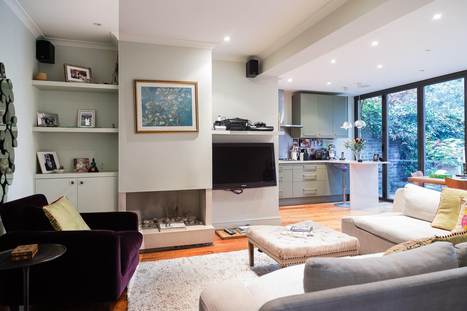 Property Image 1 - Handsome Stylish Garden Flat in West Hampstead
