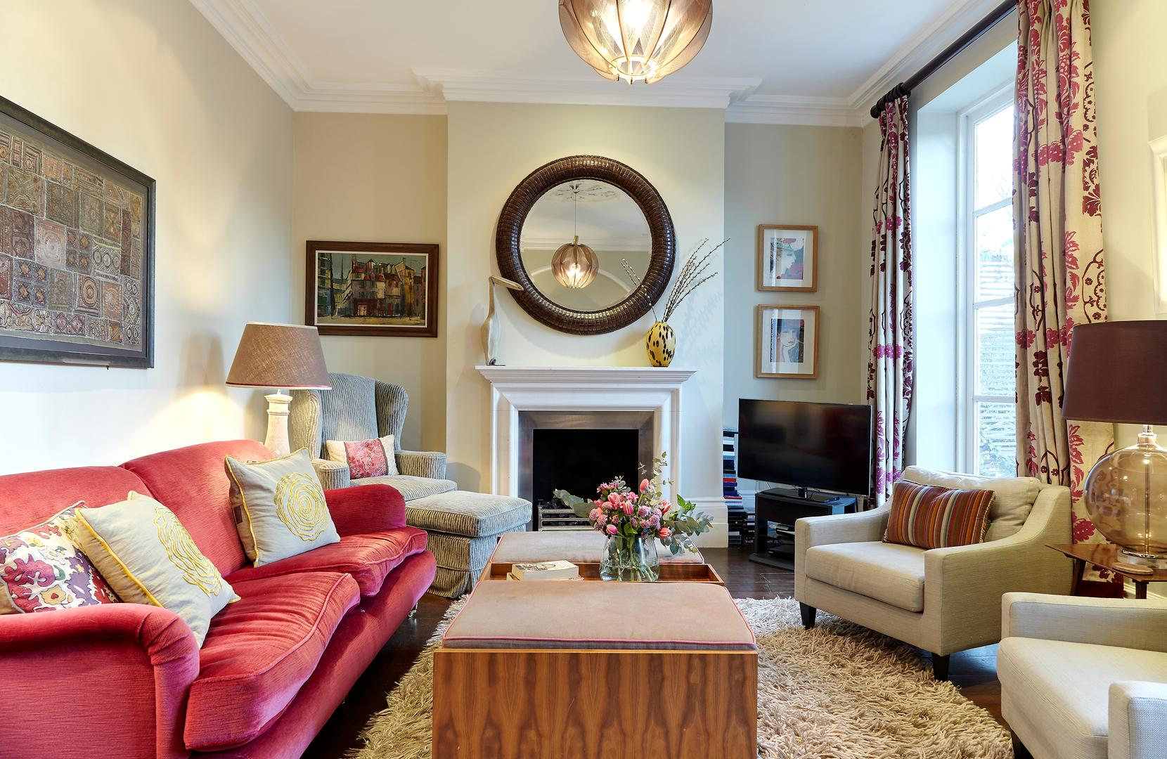 Property Image 2 - Chic Spacious Battersea Apartment by Wandsworth Common