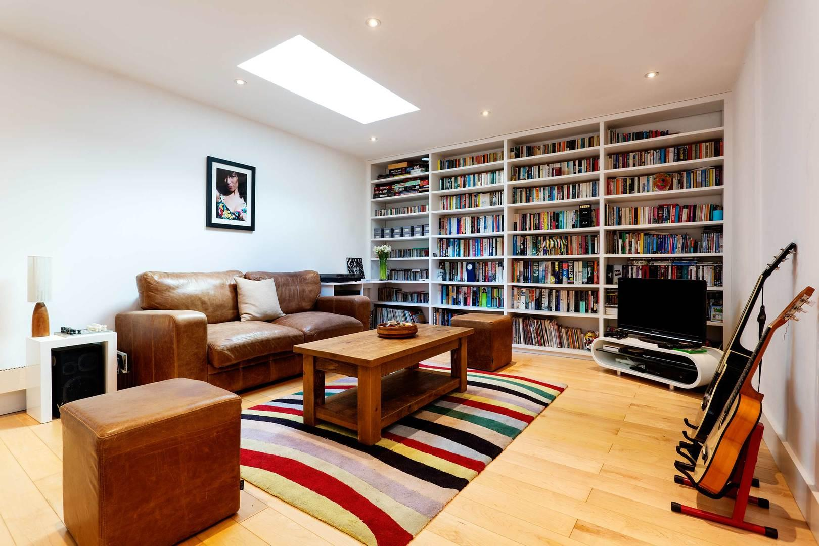 Property Image 1 - Fashionable Putney Mews Residence with Garden Terrace